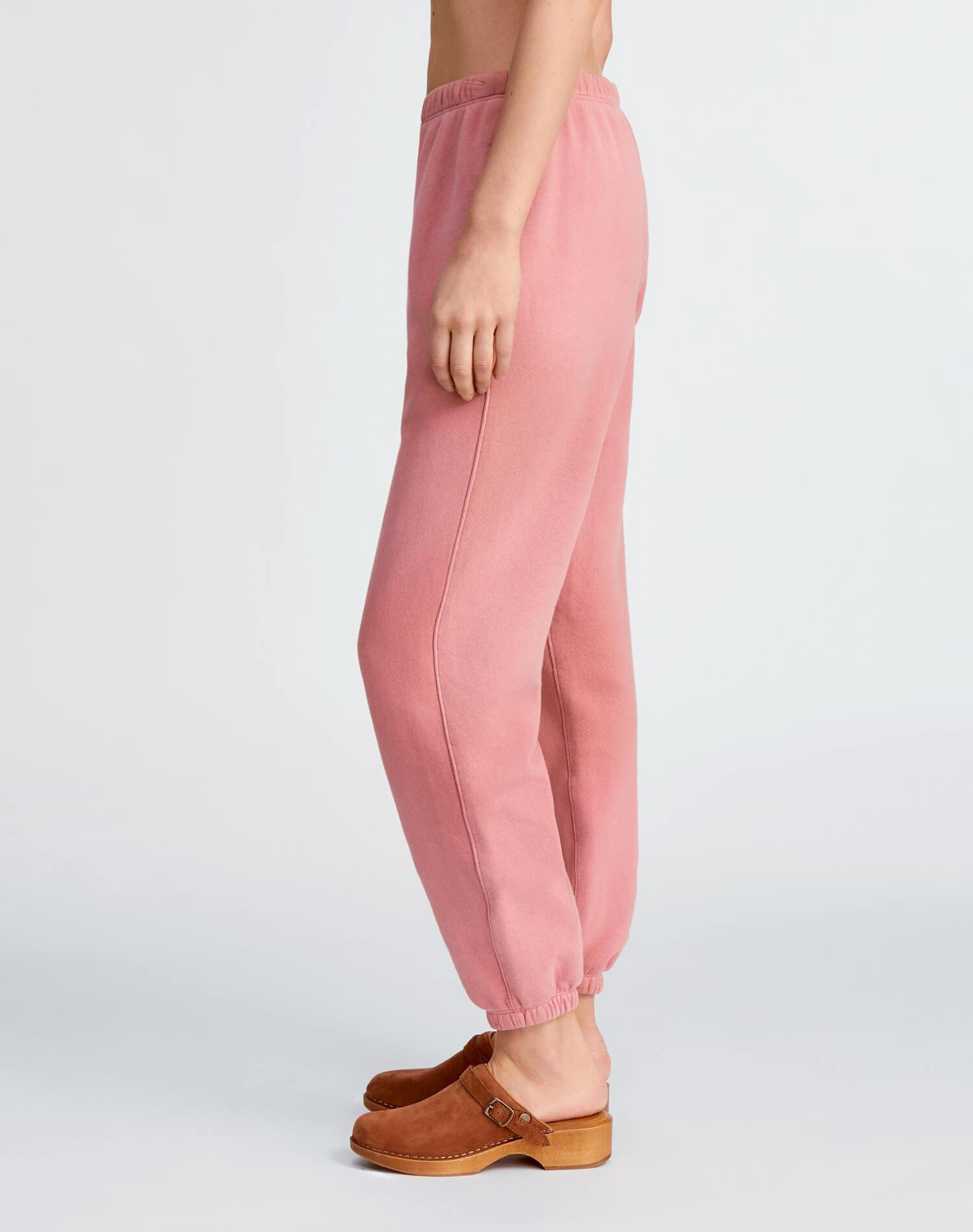 80s Sweatpant - Faded Clay 2