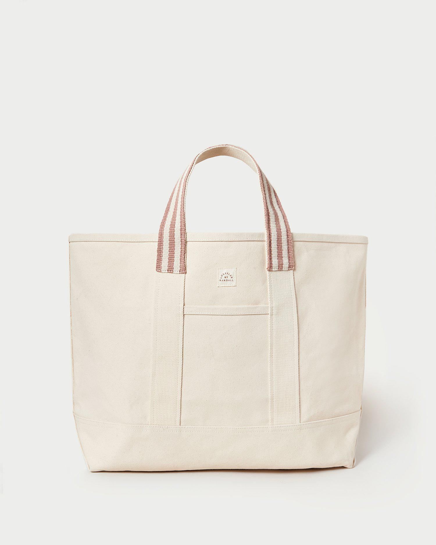 Bodie Blush Oversized Open Tote