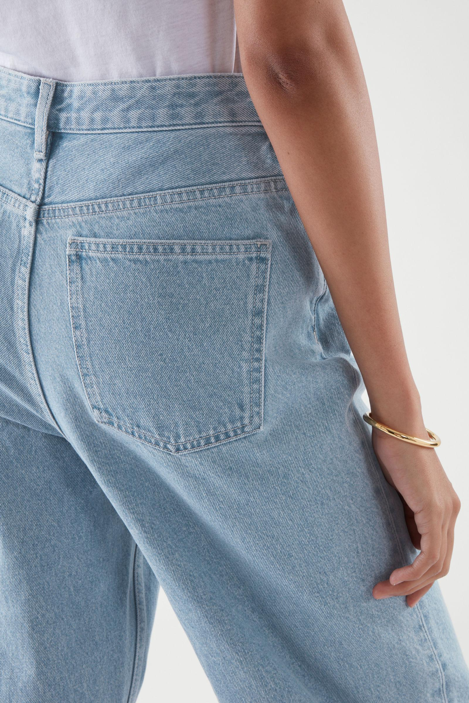 TAPERED HIGH-RISE JEANS 6