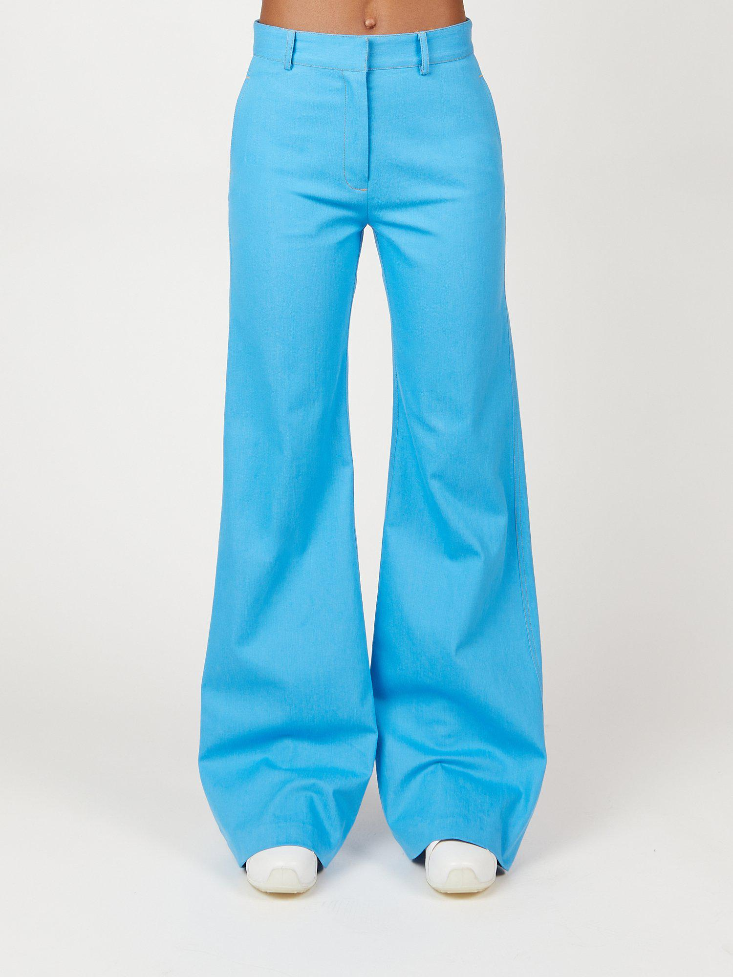 Straight Flare Jeans