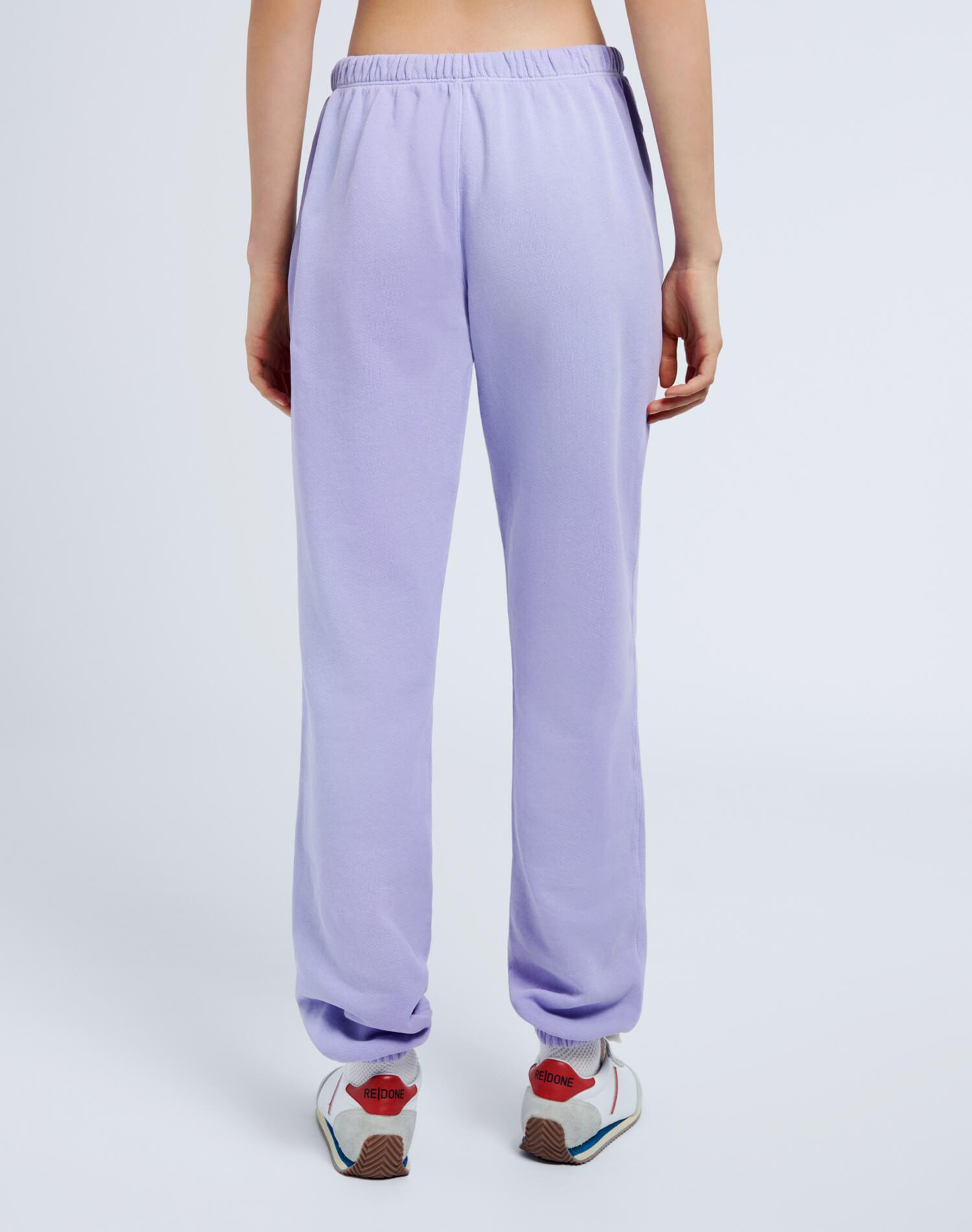 80s Sweatpant - Faded Orchid 3