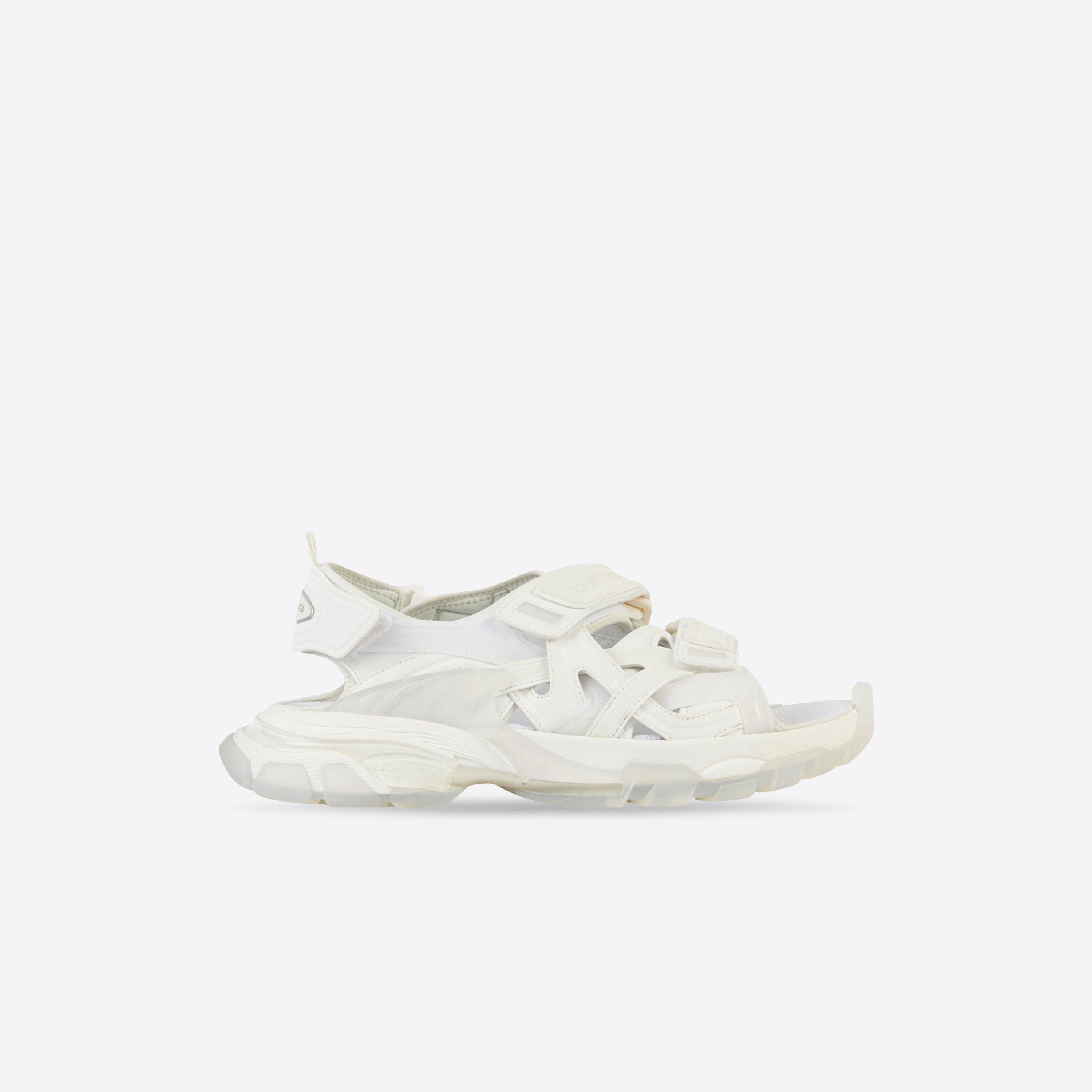 Track Clear Sole Sandal