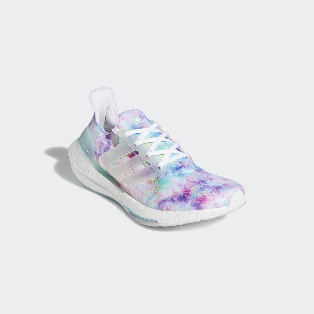 ULTRABOOST 21 SHOES Cloud White