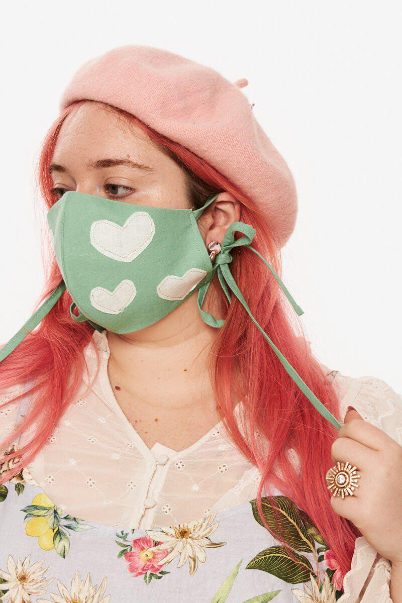 The Matchy Mask Hearts 1