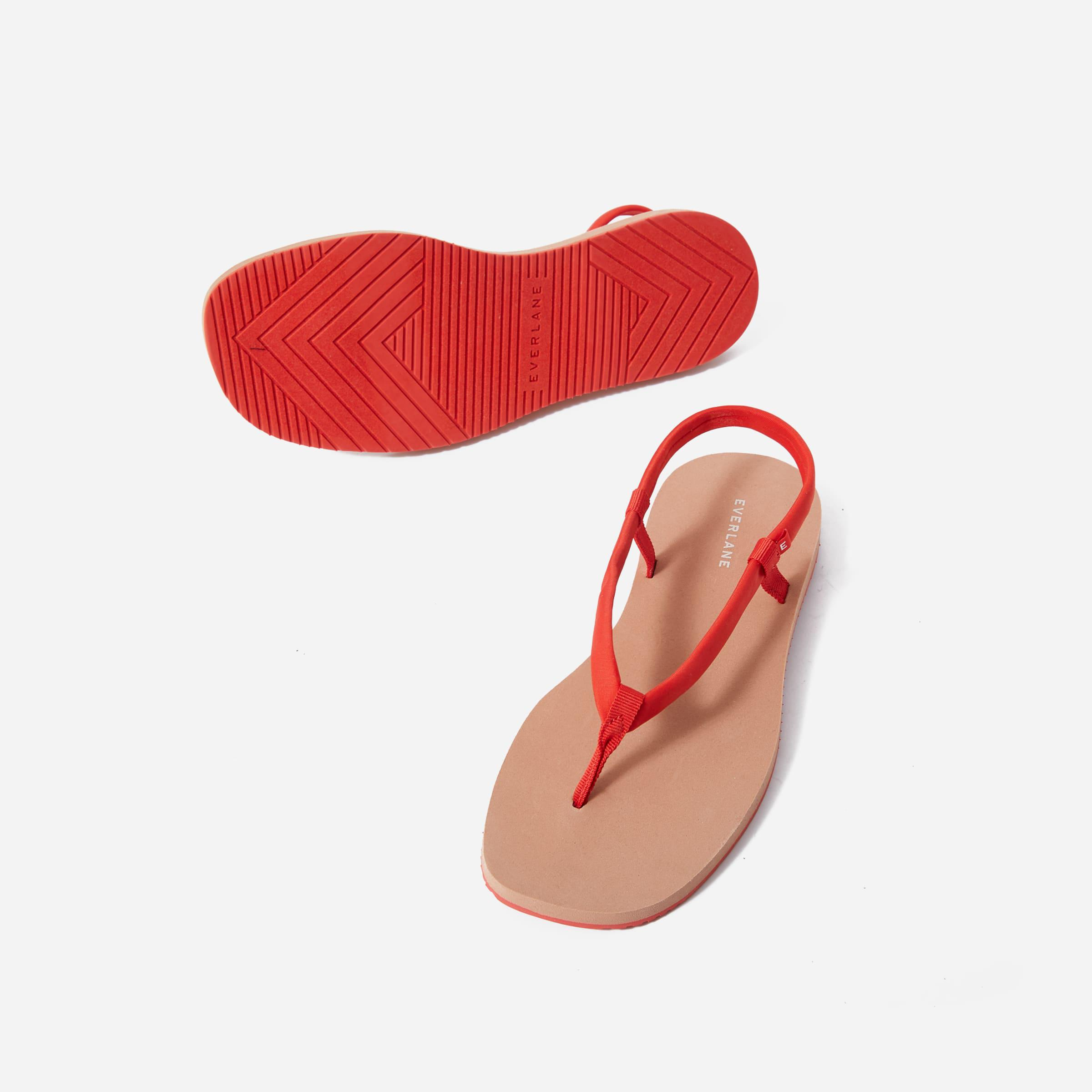 The ReNew Strappy Sandal 2