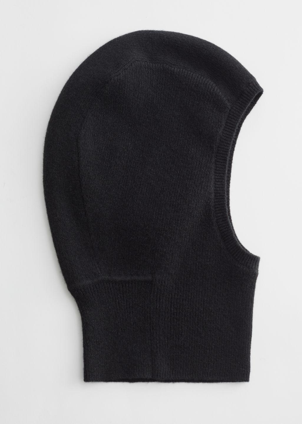 Knitted Cashmere Hood