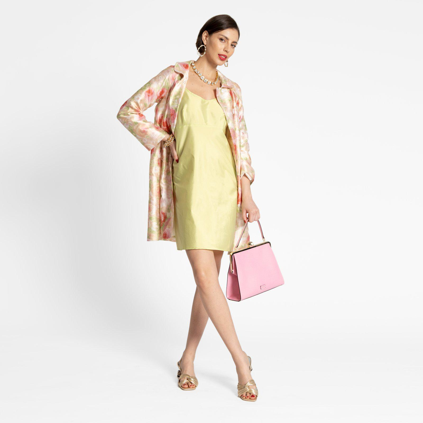 Camilla Floral Swing Trench 3