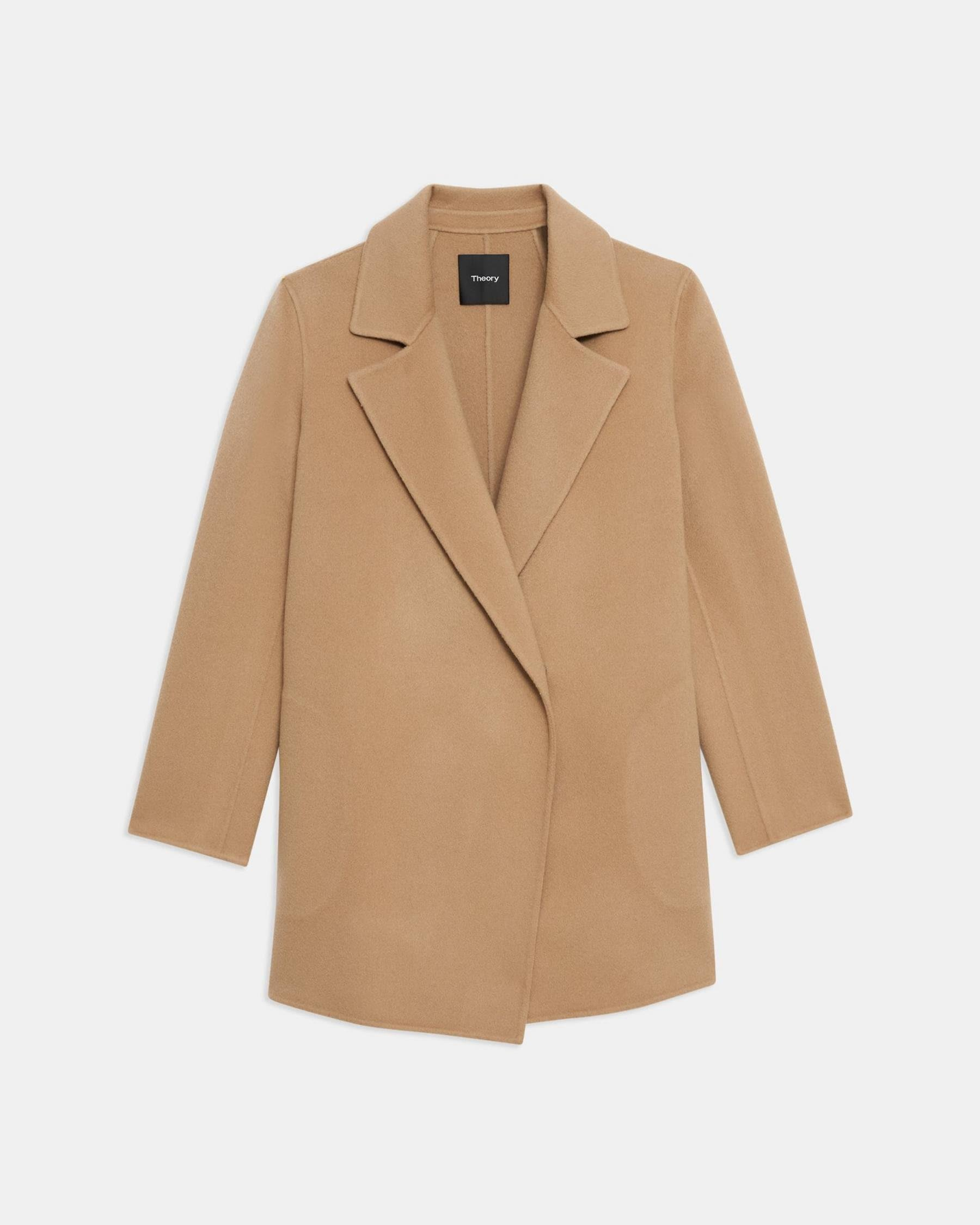 Clairene Jacket in Double-Face Wool-Cashmere 6