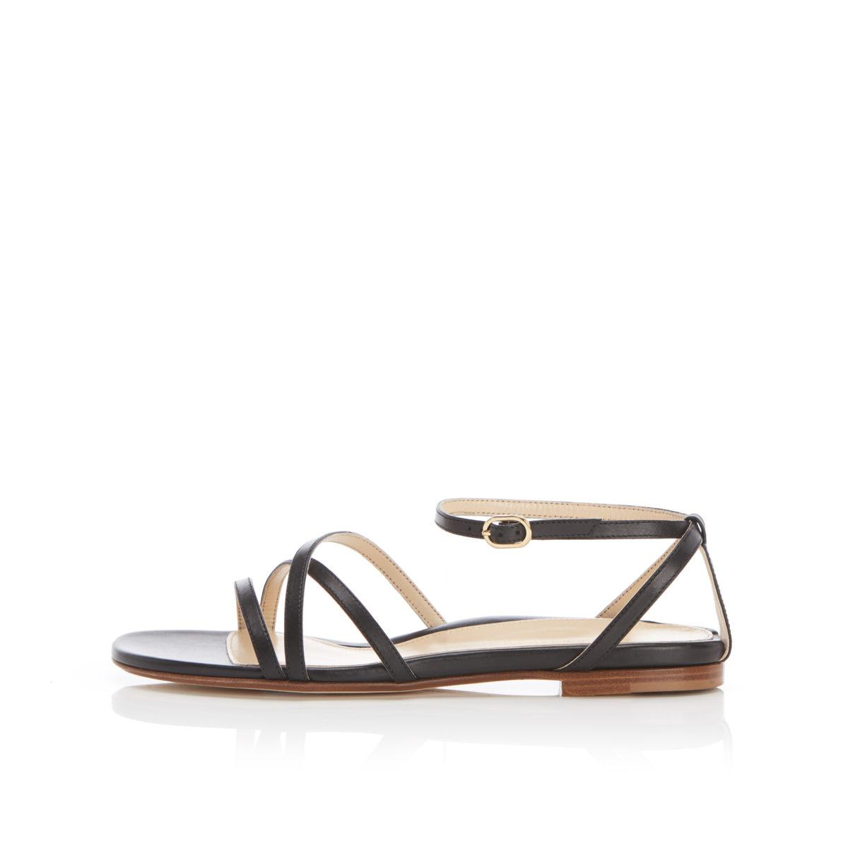 Jackie | Leather Strappy Sandal