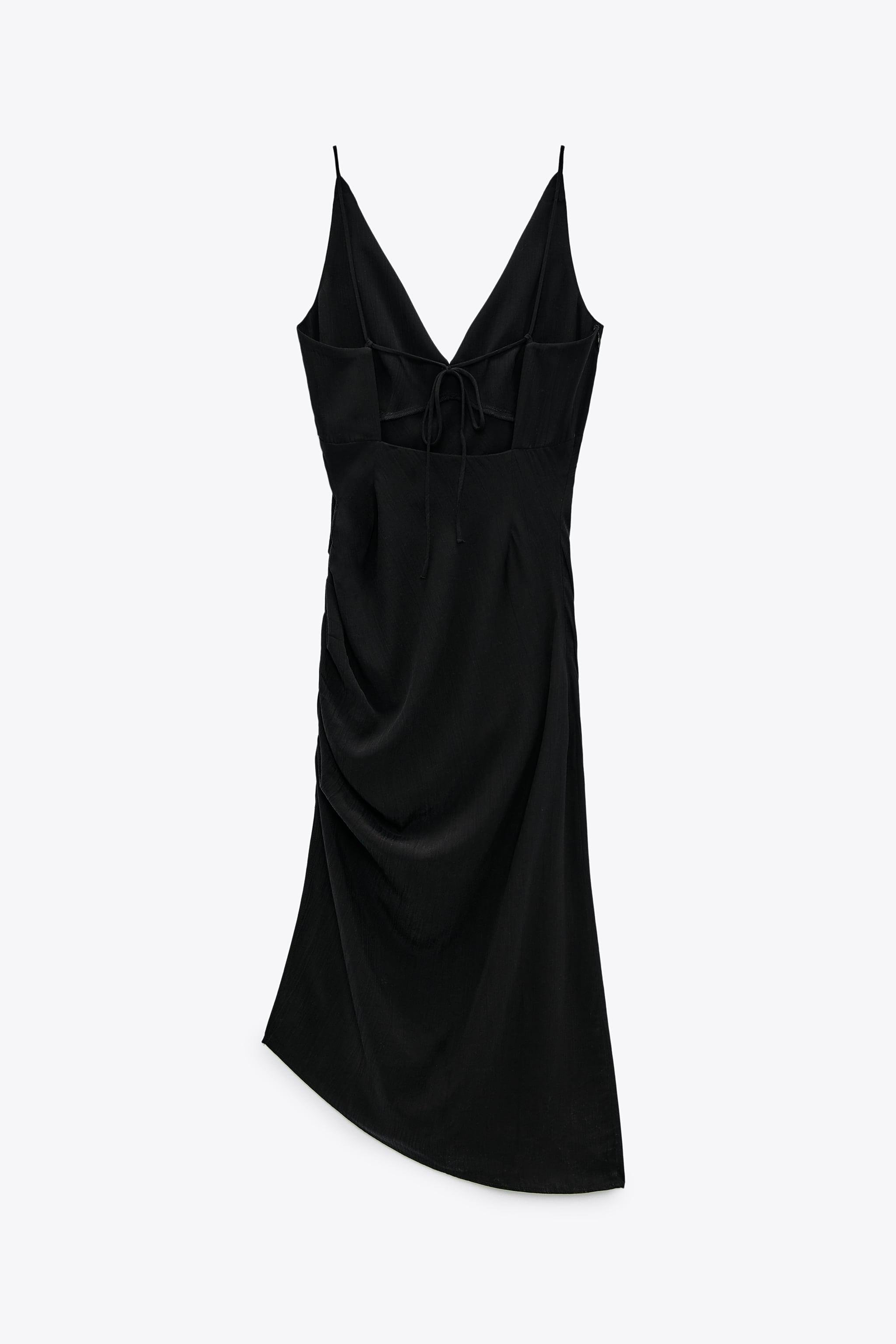 MIDI DRESS WITH OPEN BACK 6