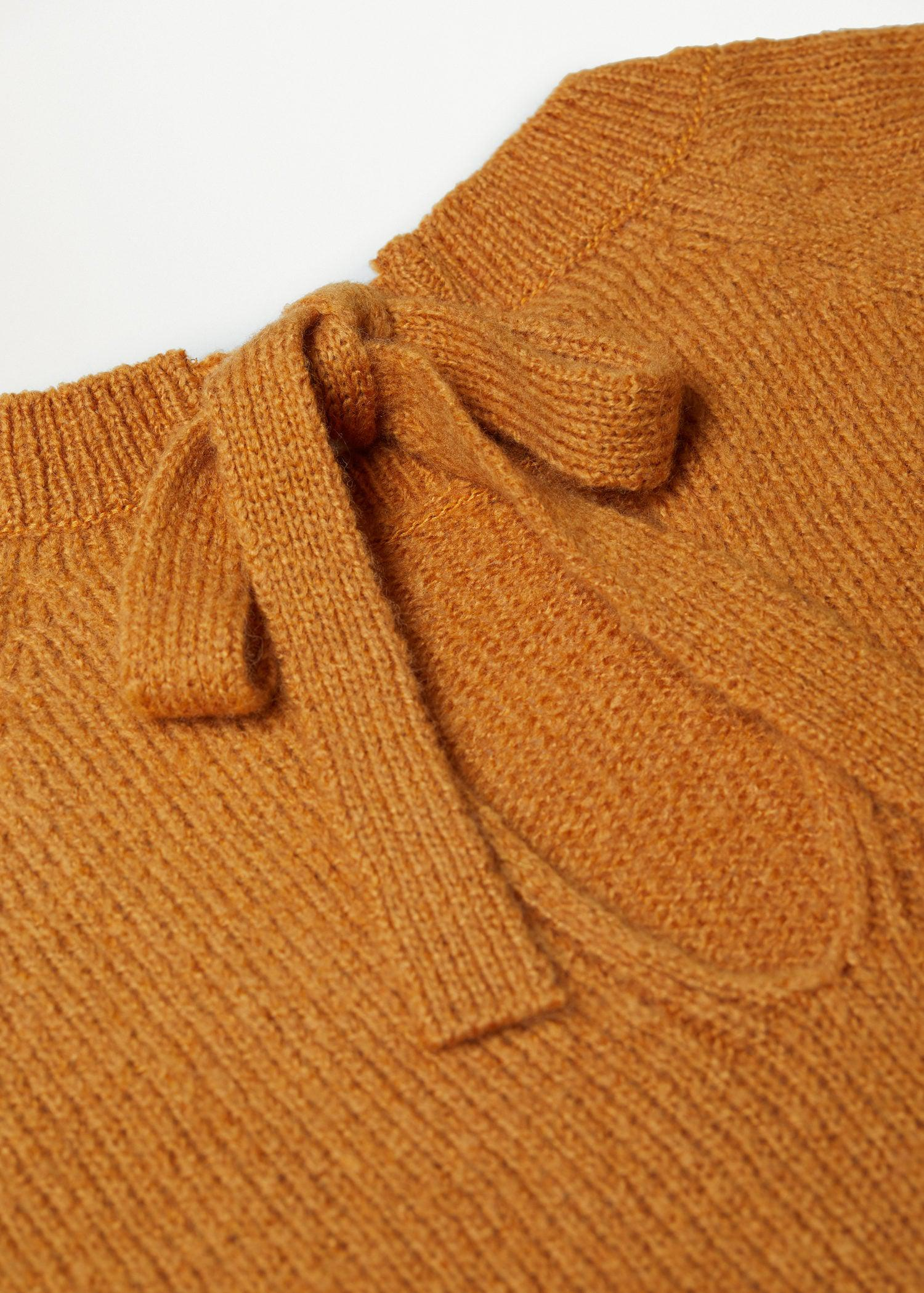 Back bow sweater 6