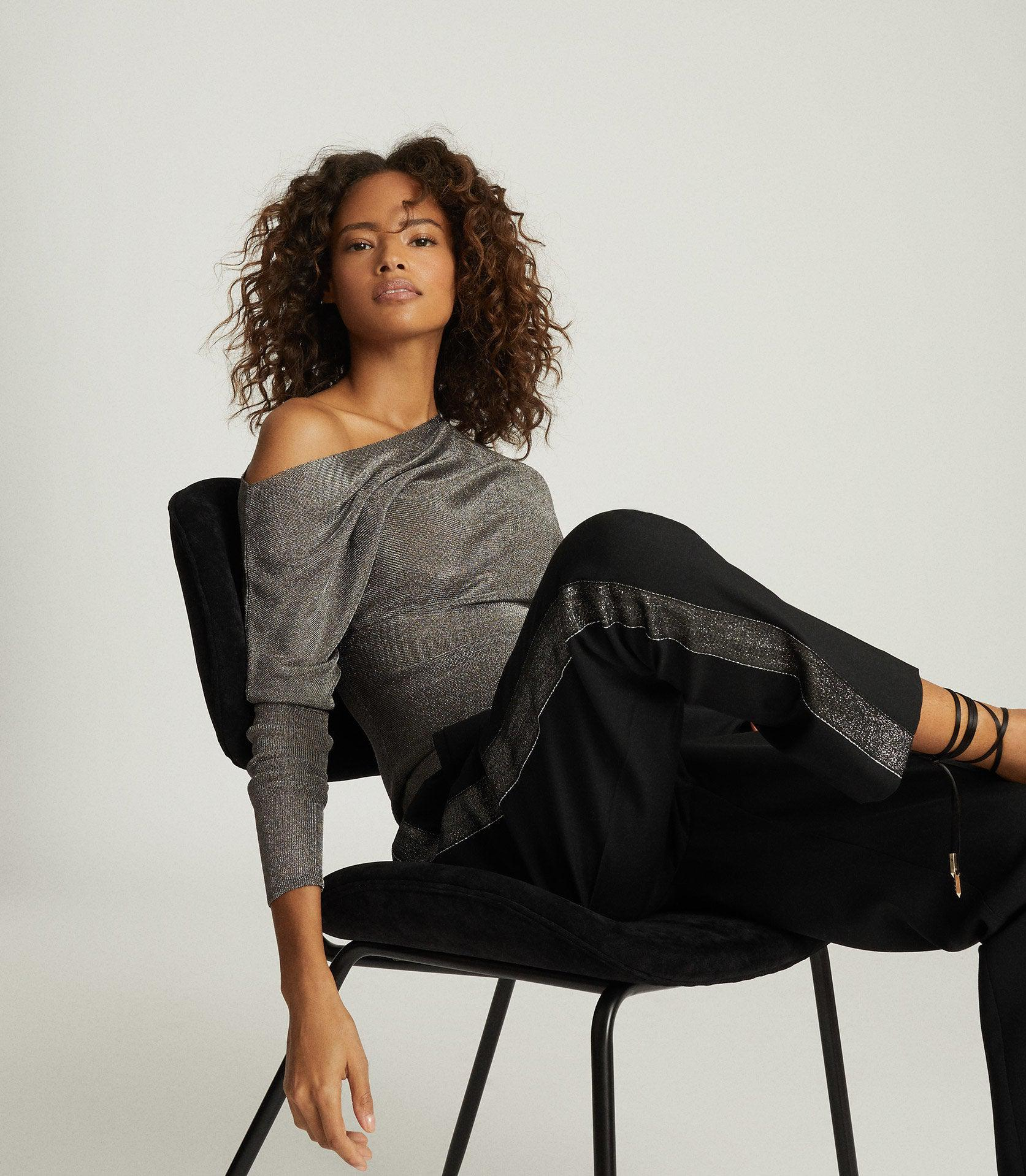 JAY - PLEAT FRONT TAILORED TROUSERS 2