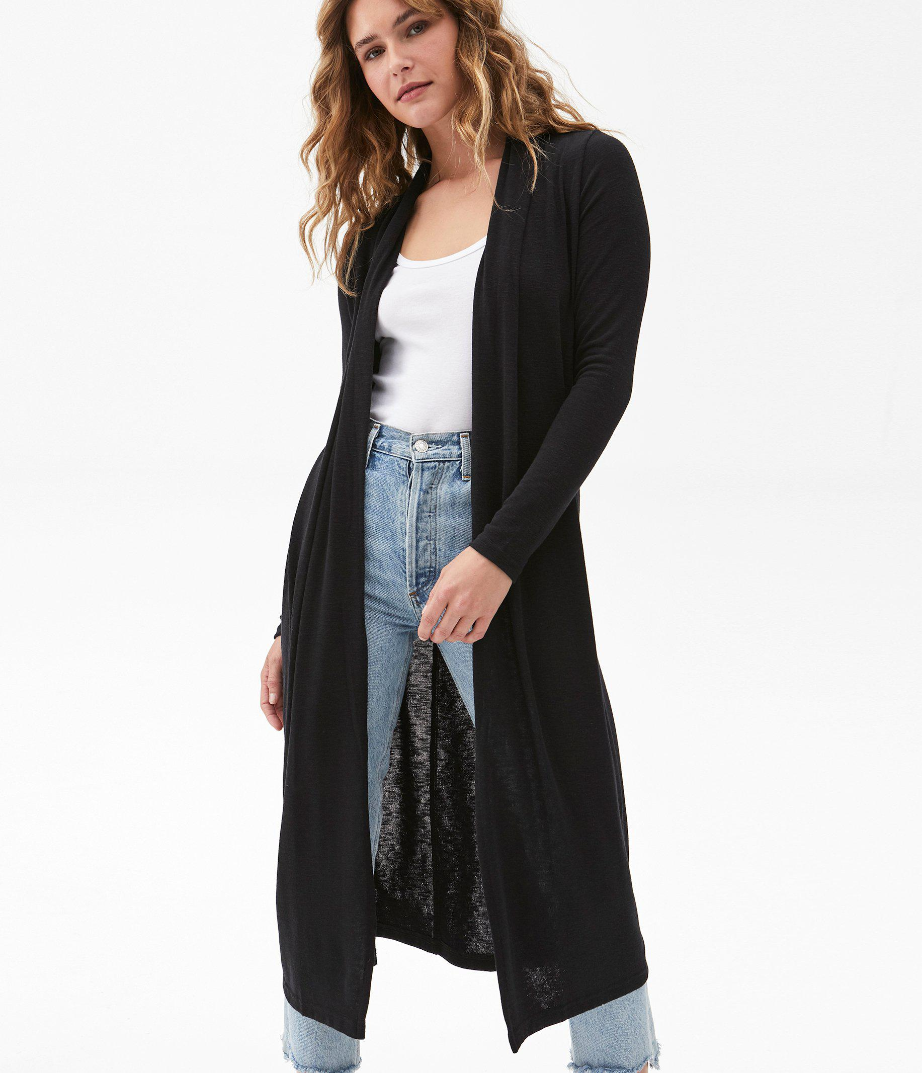 Candice Long Sleeve Duster