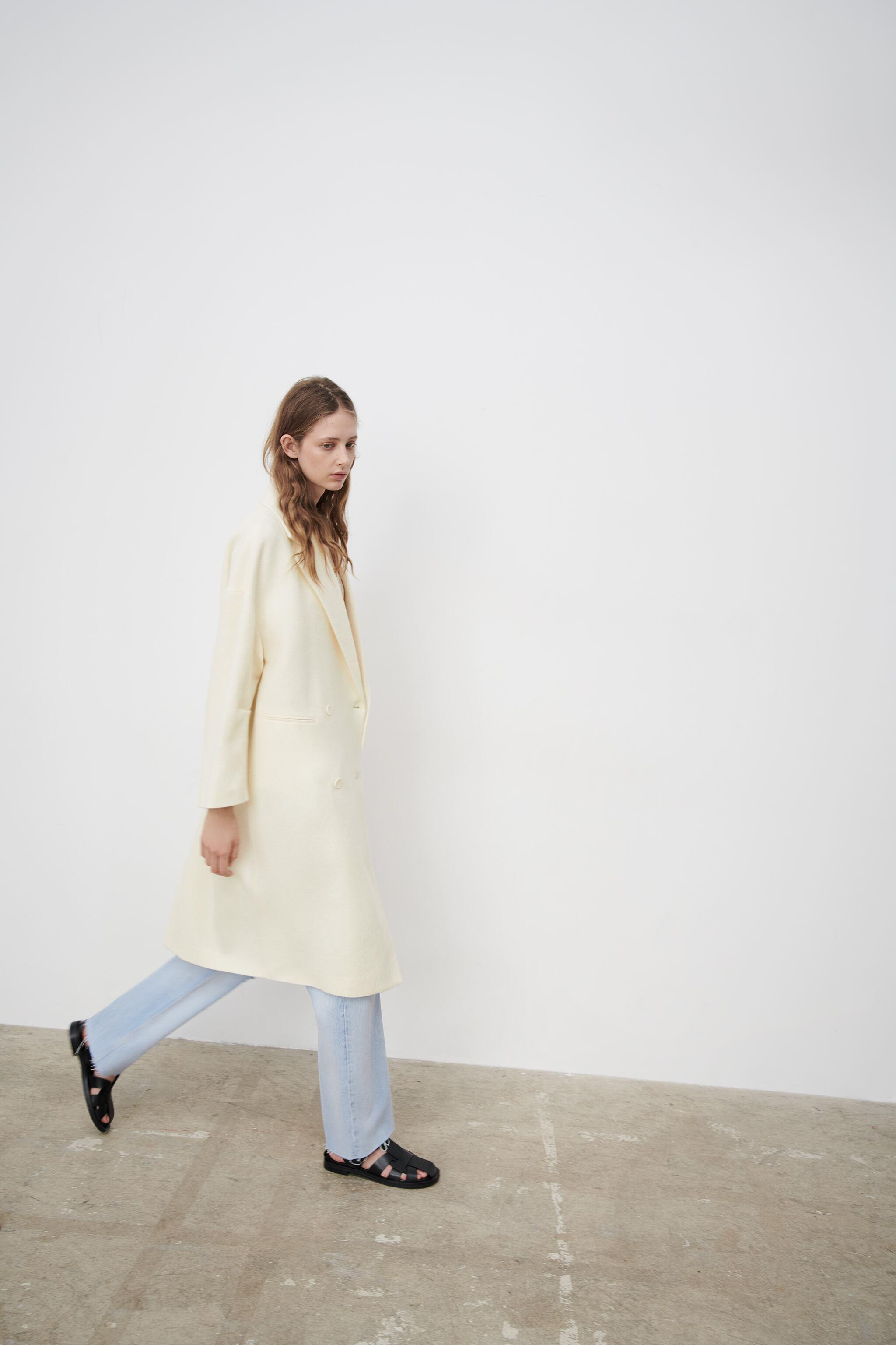 OVERSIZED WOOL COAT LIMITED EDITION 4