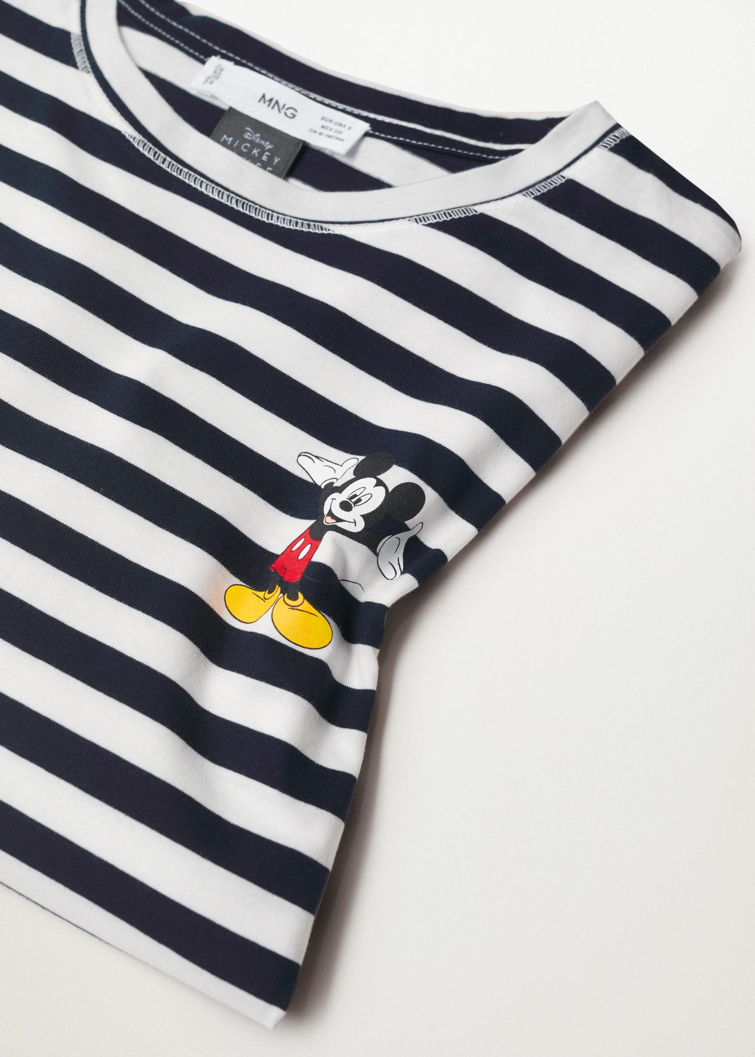 Mickey Mouse cotton t-shirt 5