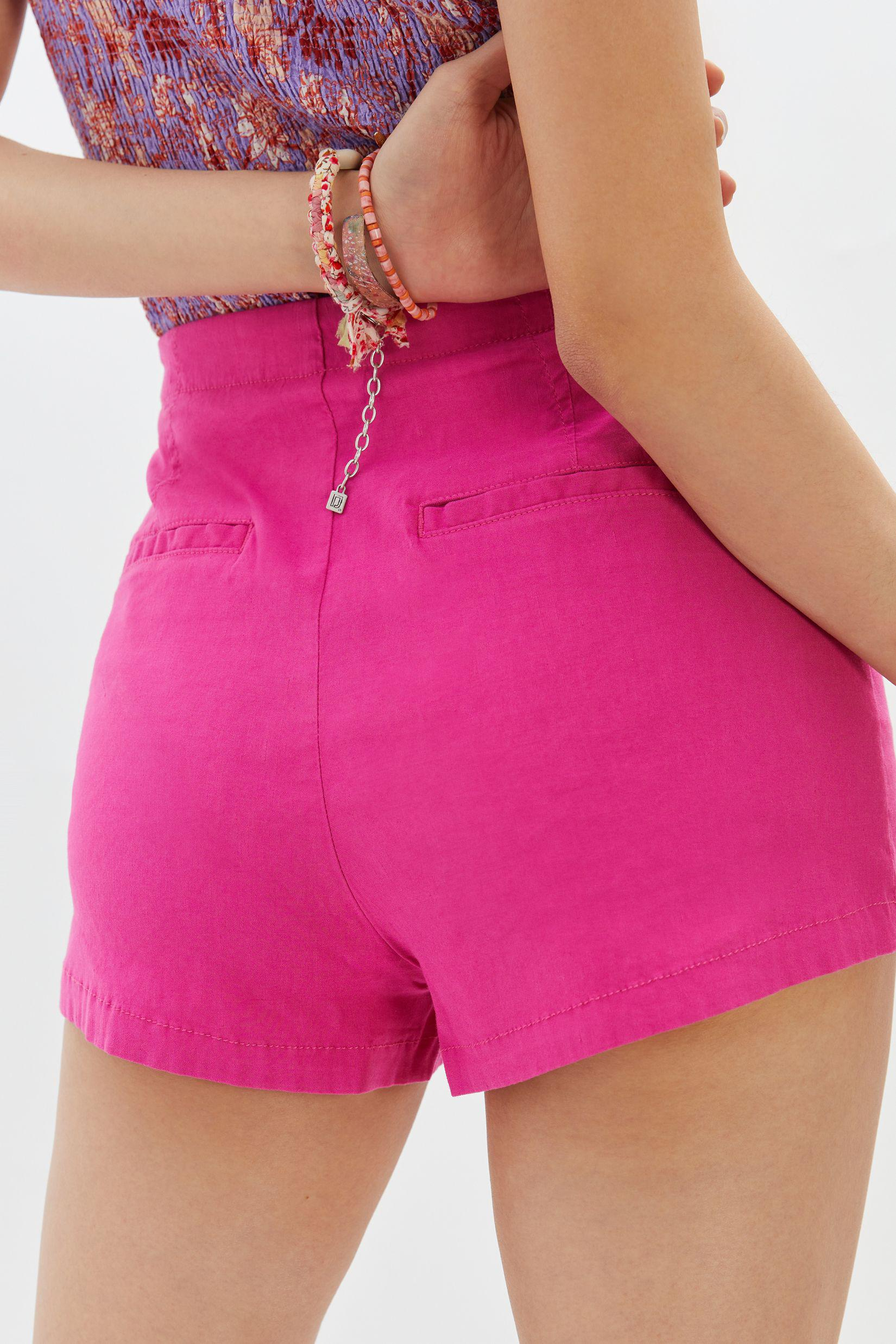Maeve High-Rise Relaxed Shorts 2