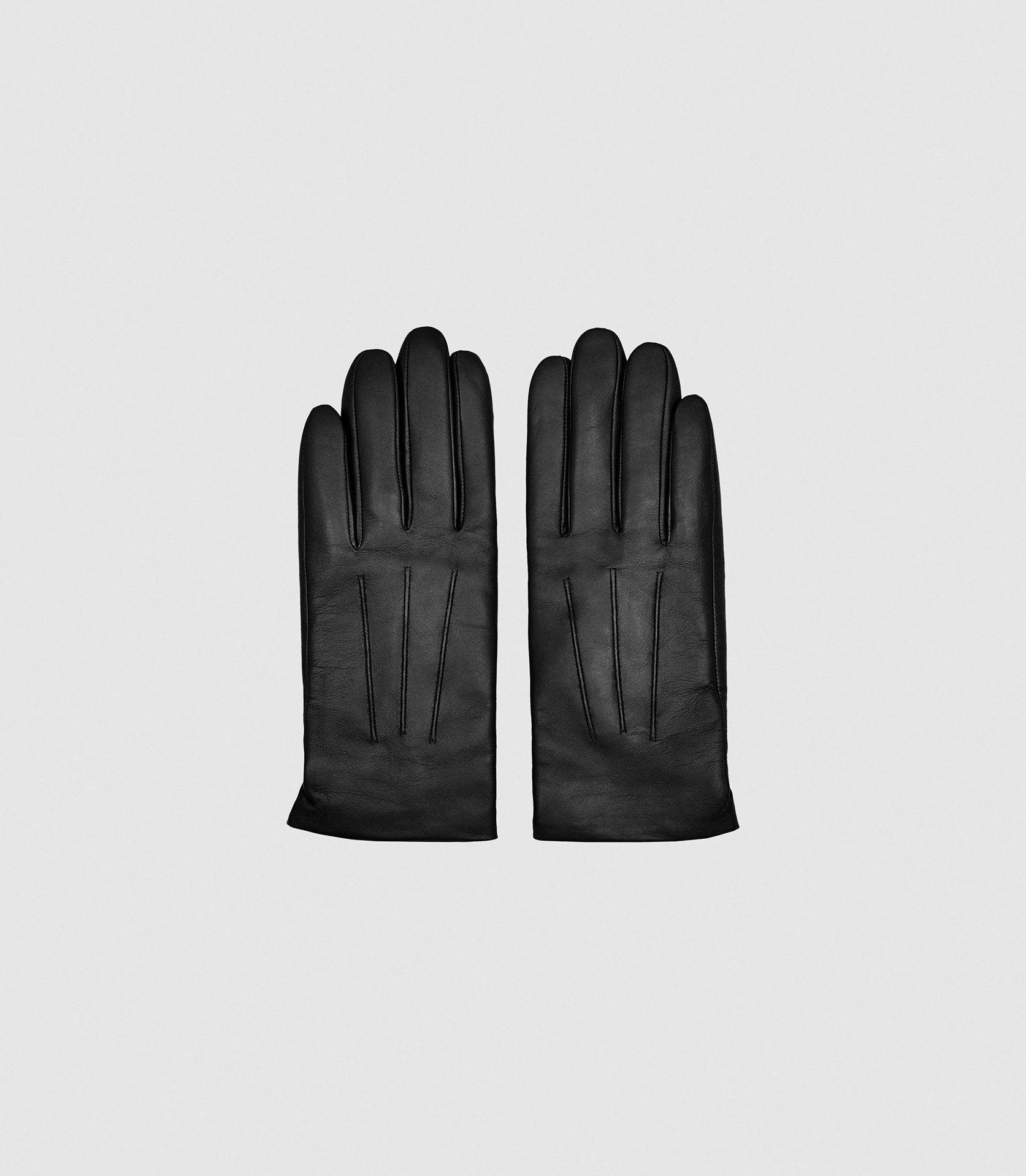 GABRIELLE - LEATHER GLOVES
