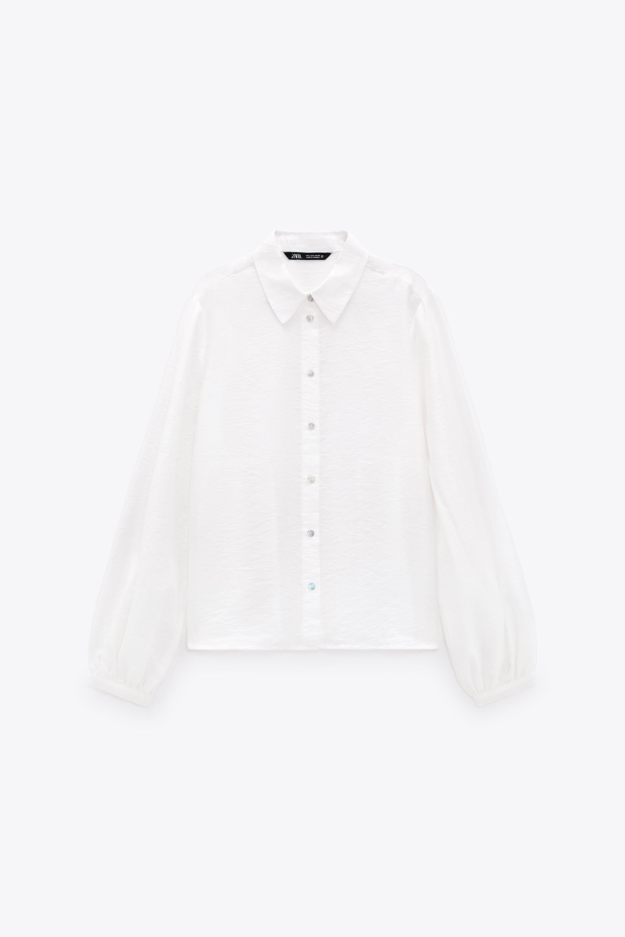 SHIRT WITH JEWEL BUTTONS 6