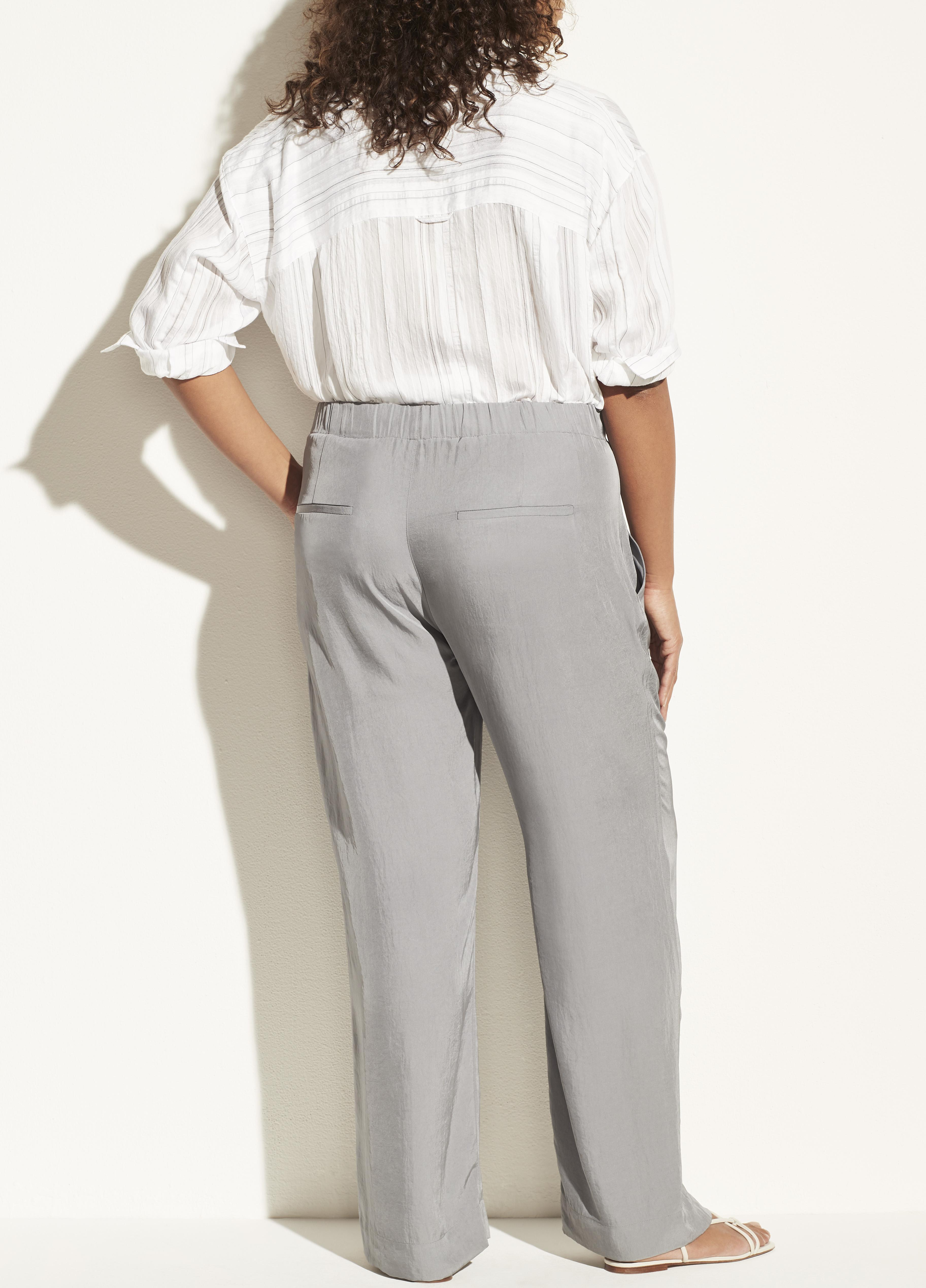 Wide Leg Pull On Pant 3