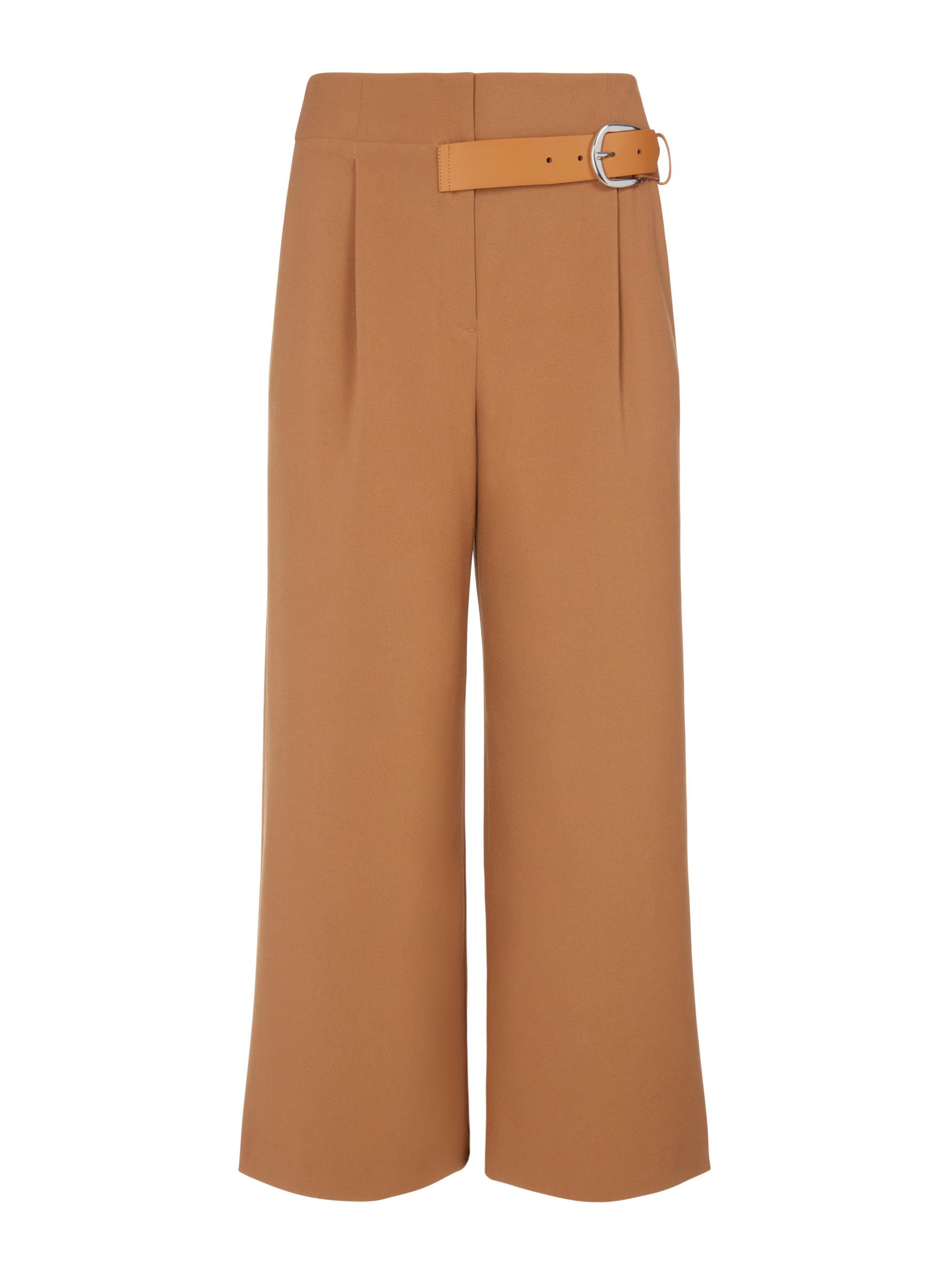 ADELINA BELTED PANT 5