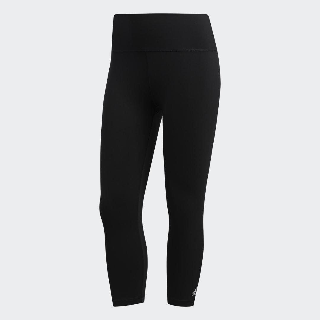 Believe This 2.0 3/4 Tights Black 0