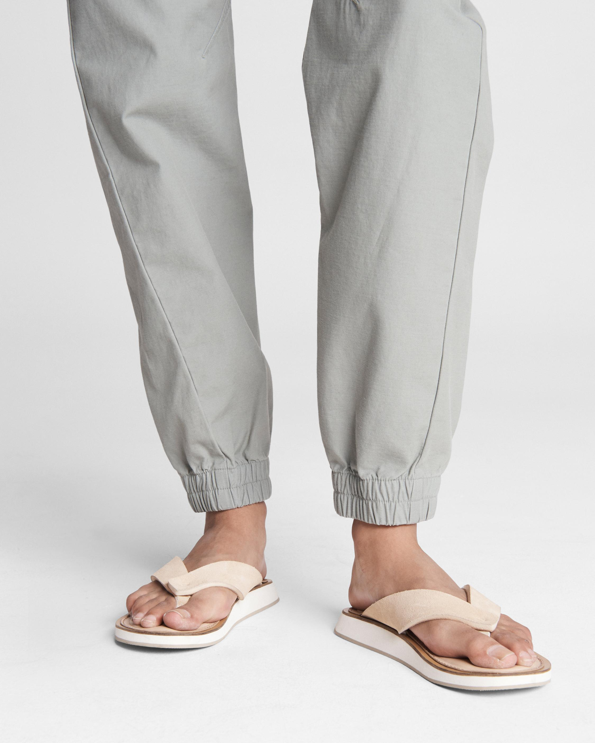 Parker thong - suede 4