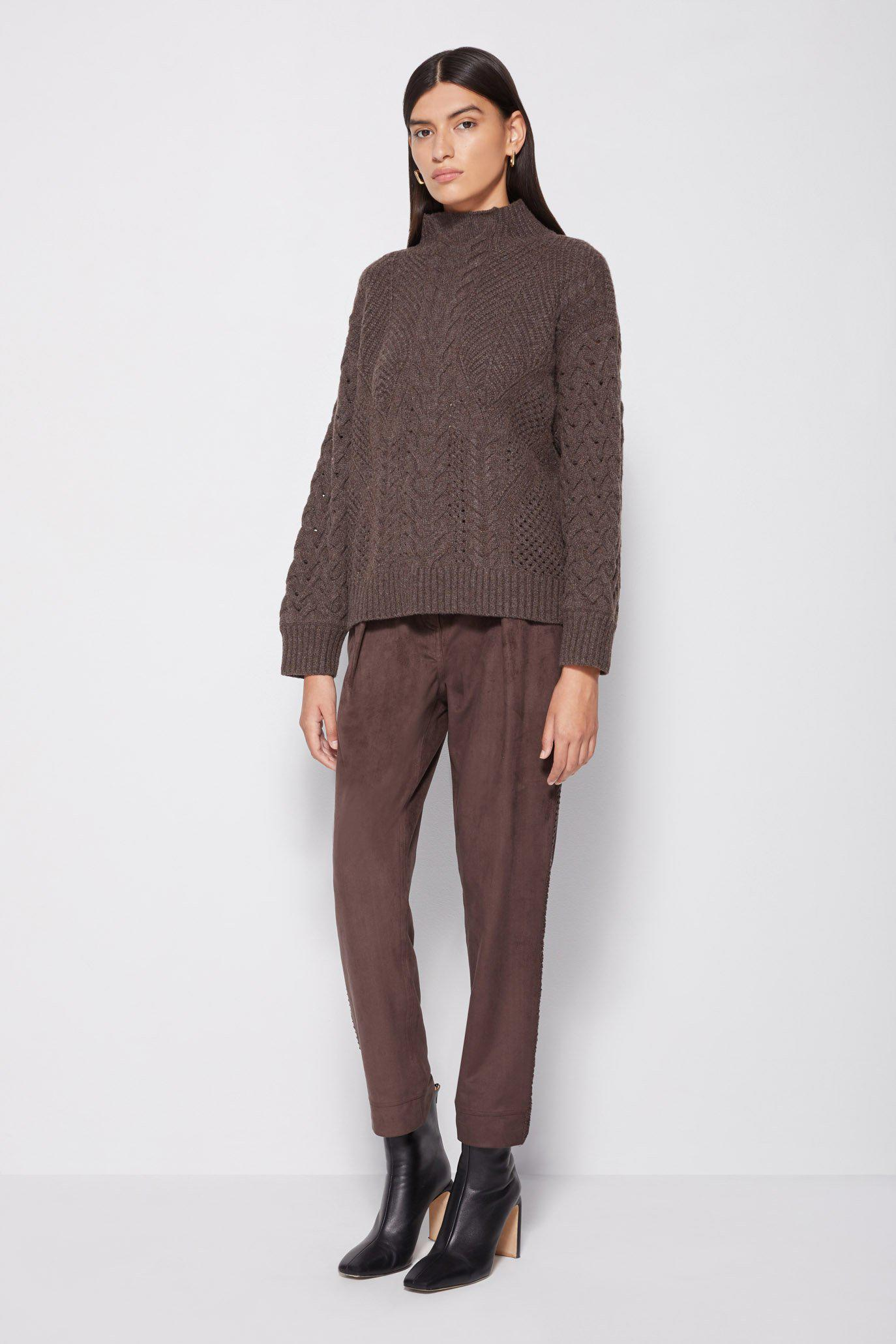 Brynlee Cable Pullover 3