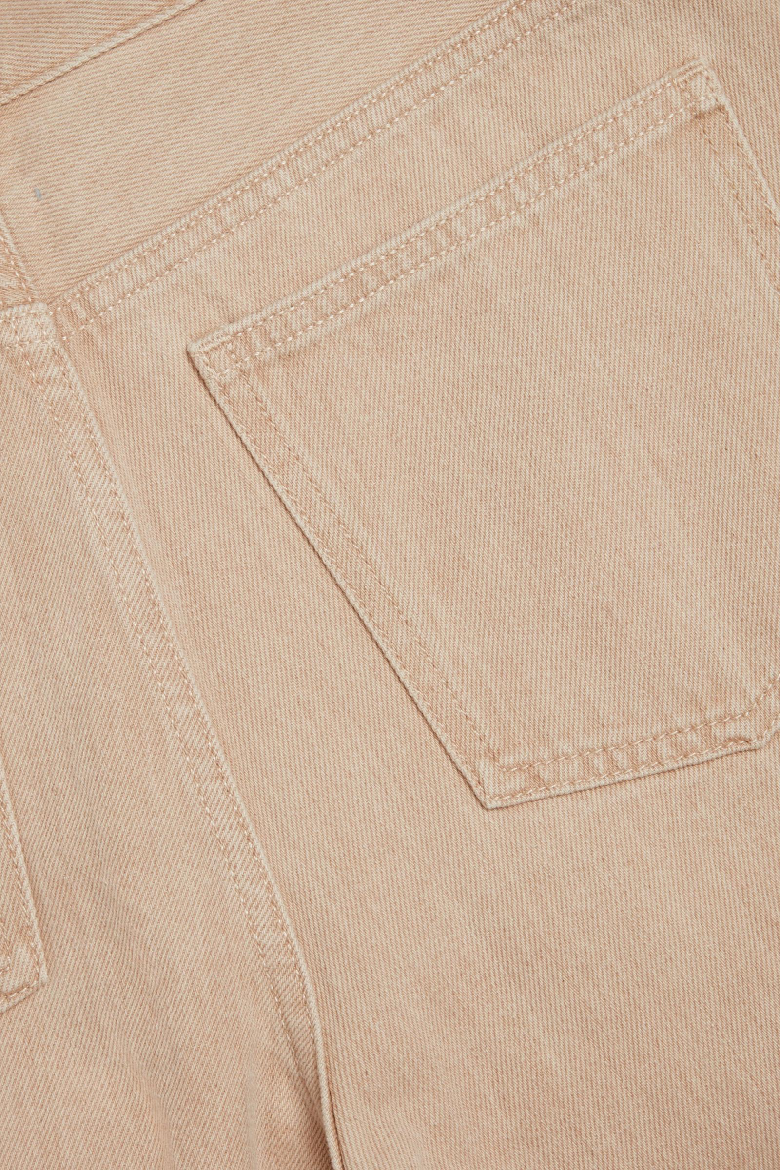 TAPERED HIGH-RISE JEANS 5