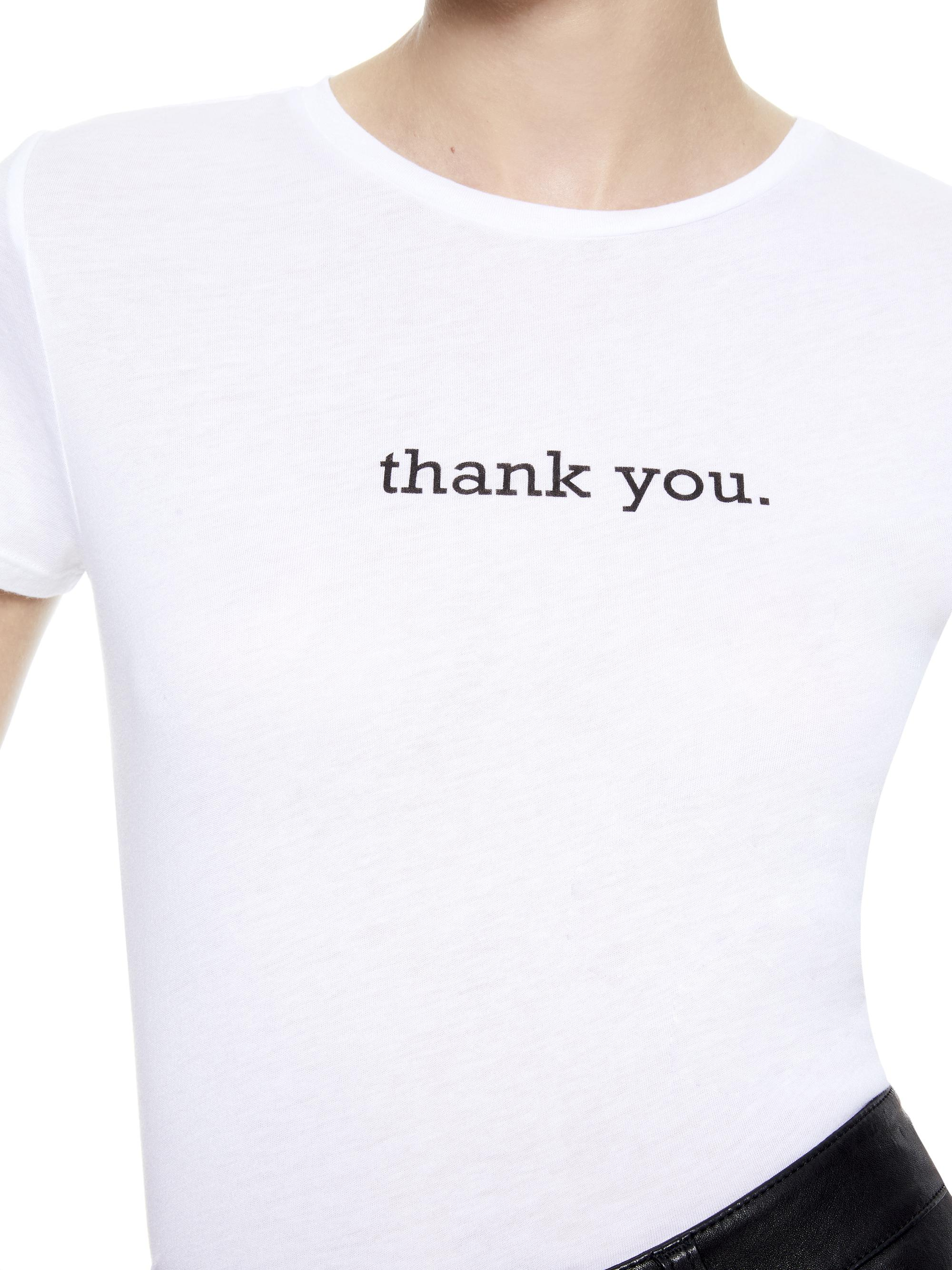 CICELY THANK YOU TEE 4