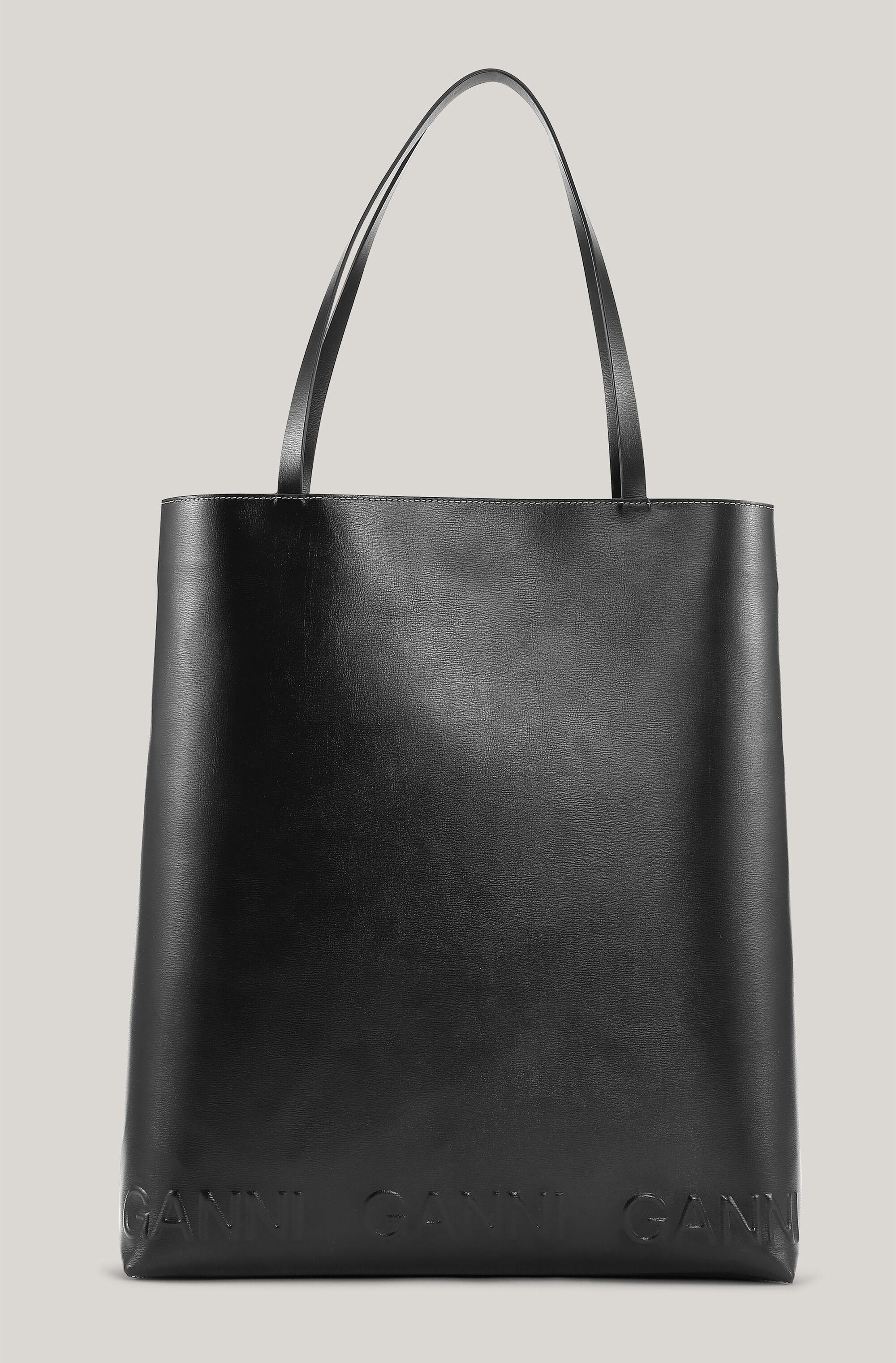 Recycled Leather Large Tote