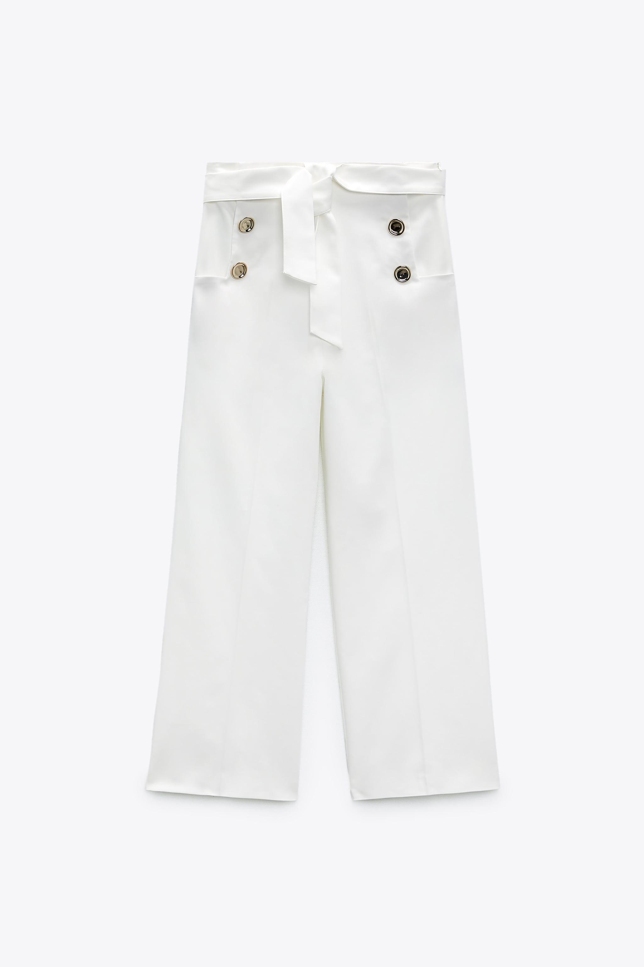 CULOTTES WITH GOLDEN BUTTONS 2