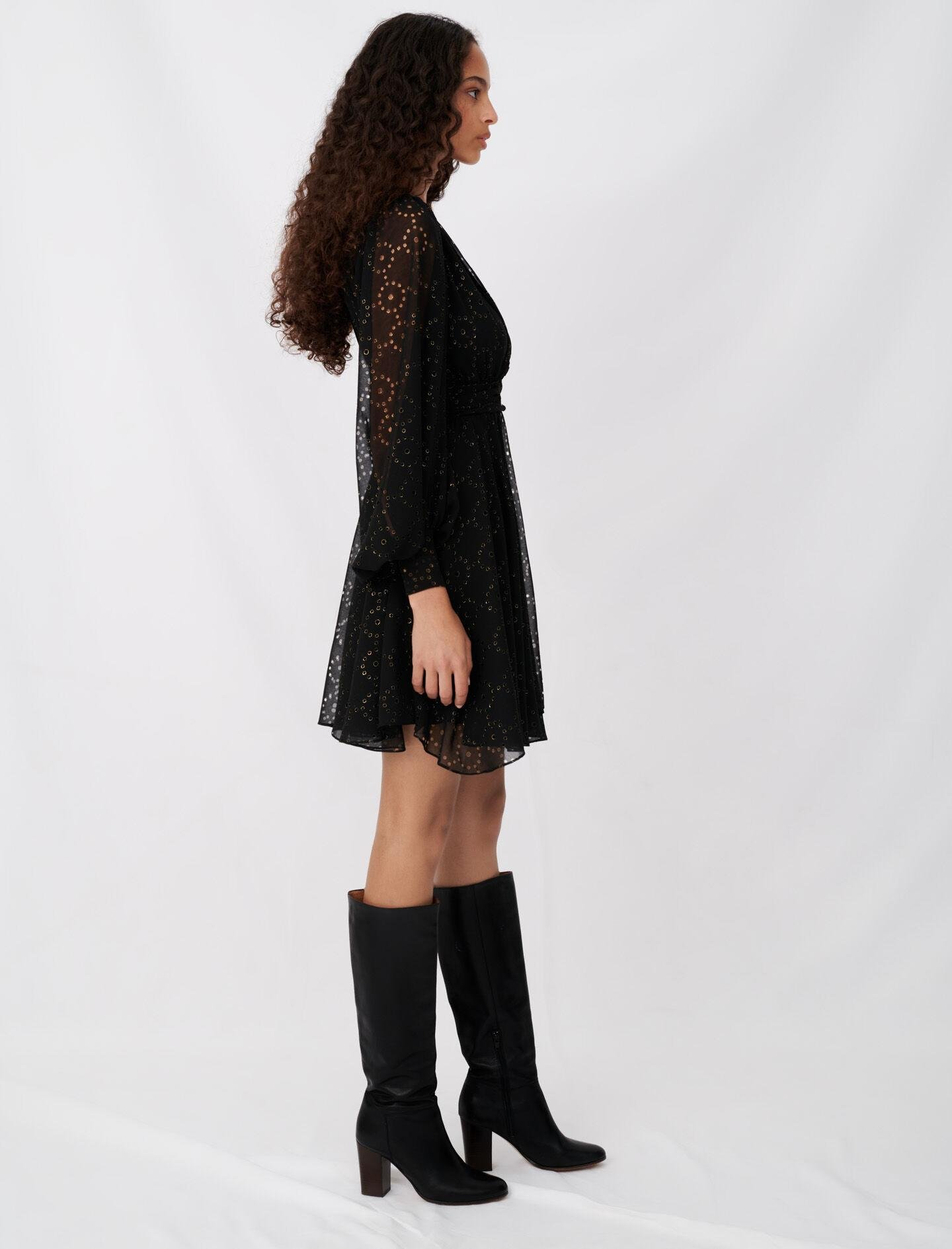 HEELED SMOOTH LEATHER BOOTS 3