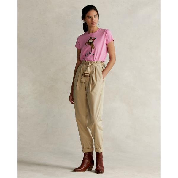 Cowgirl Cotton Jersey Tee