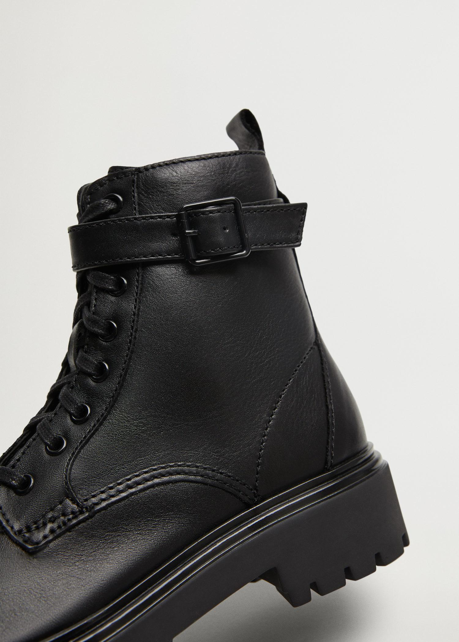 Buckle ankle boots 3