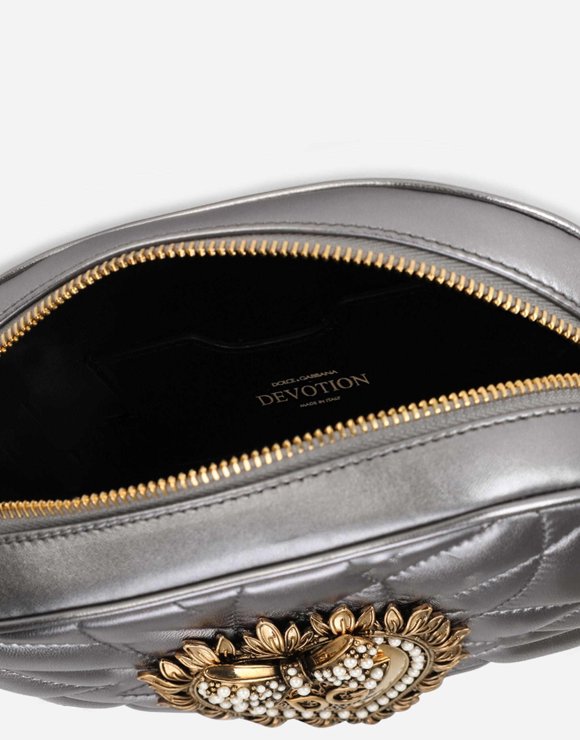 Devotion camera bag in quilted nappa leather 3