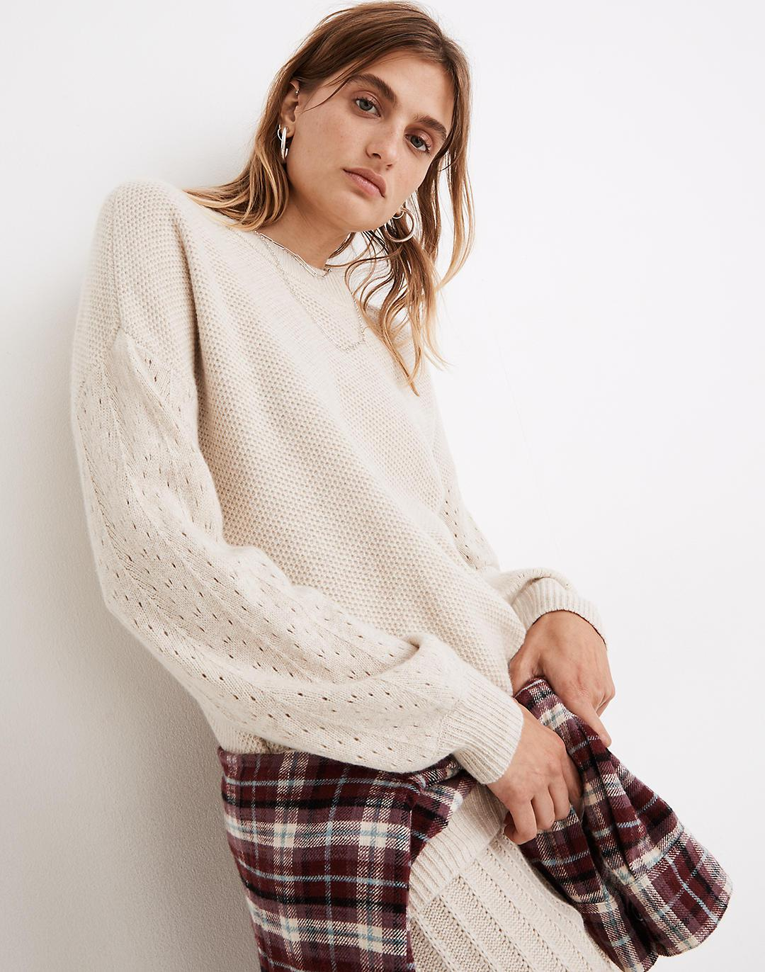 Mclean Pullover Sweater
