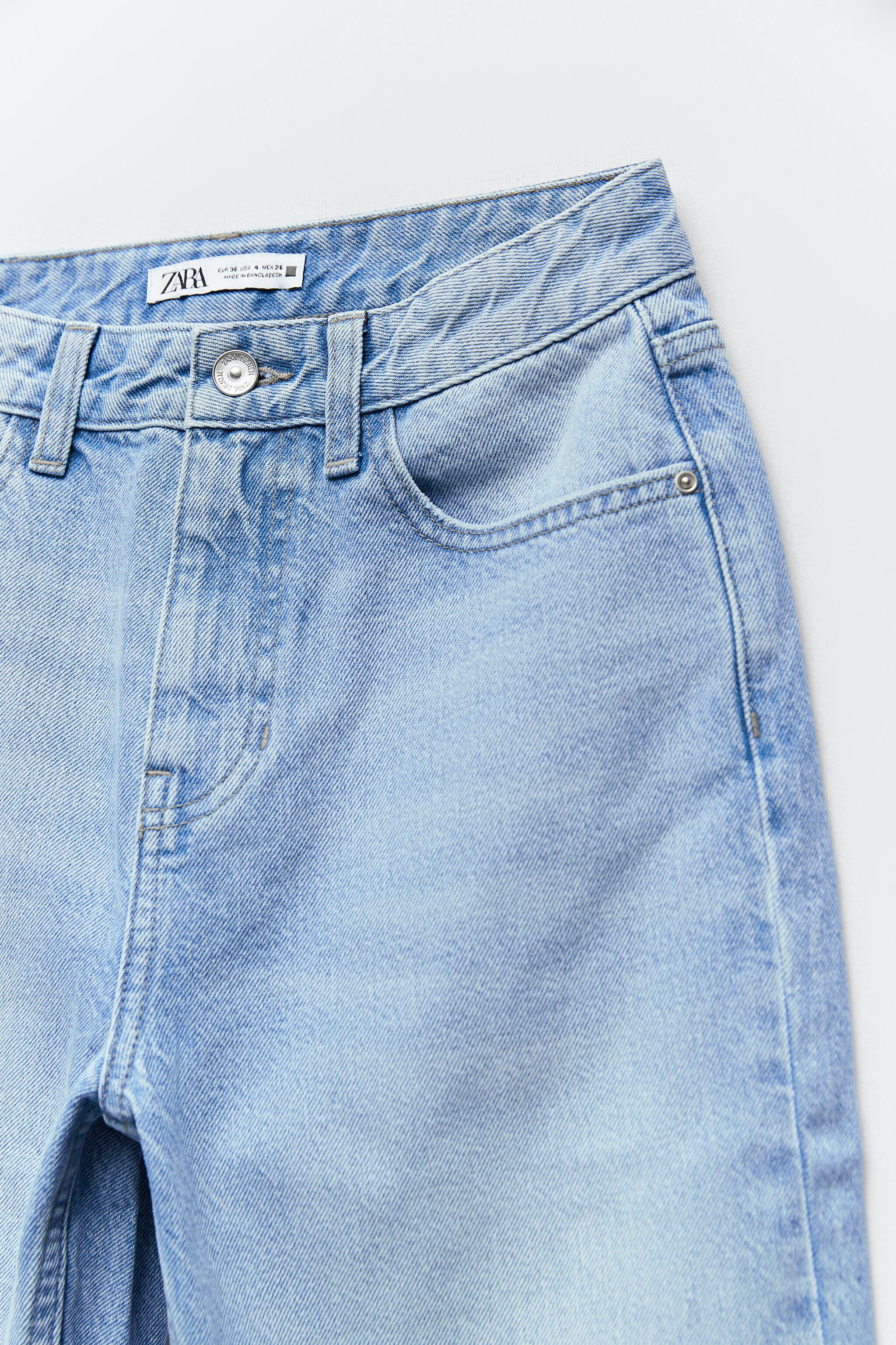 Z1975 HIGH RISE TAPERED JEANS 7
