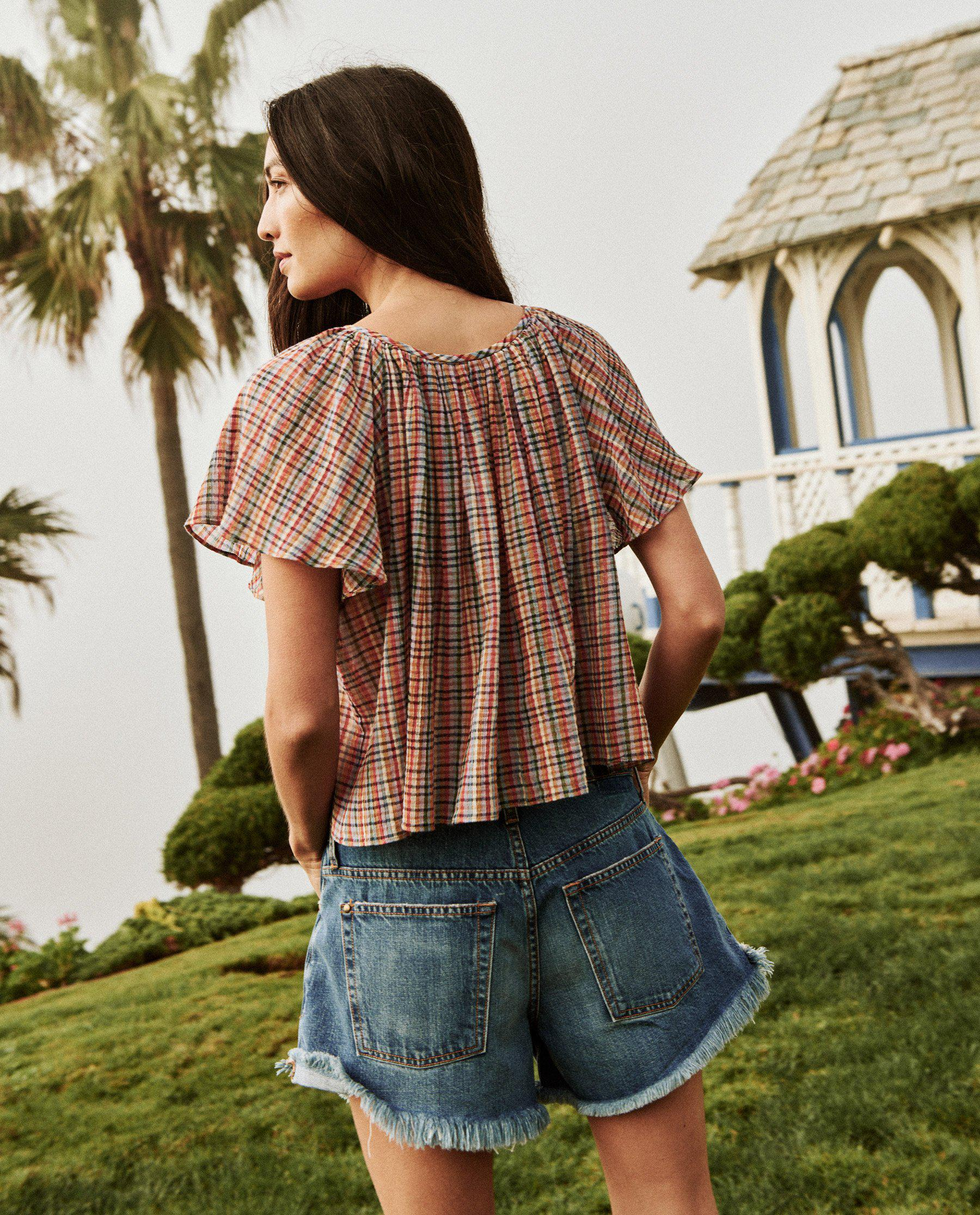 The Dale Top. -- Midsummer Plaid 3