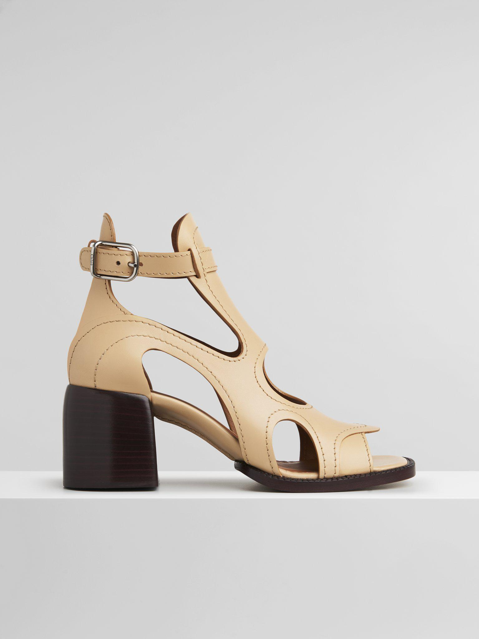 GAILE CUT-OUT BOOT