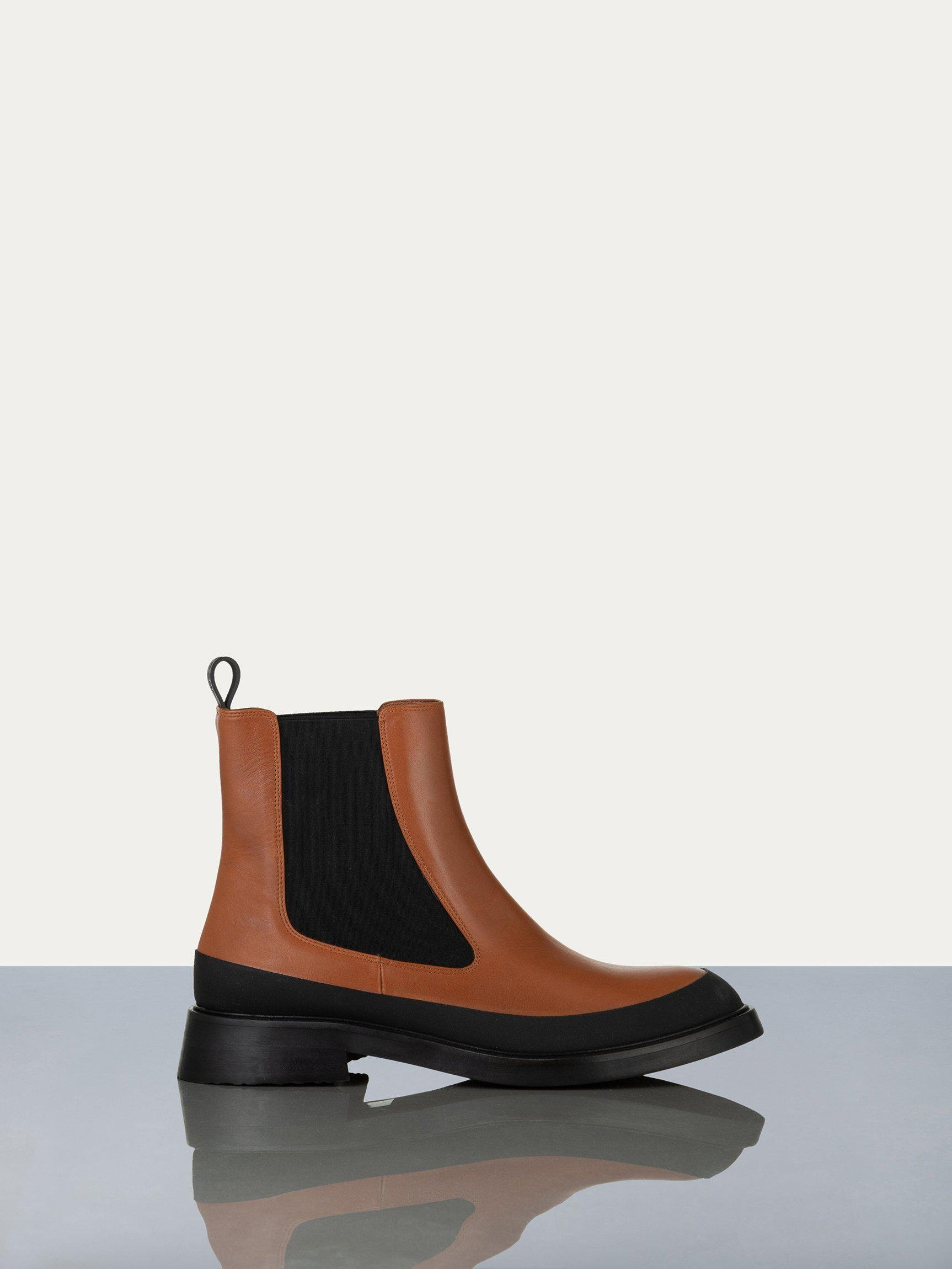 Le Holland Boot -- Tobacco