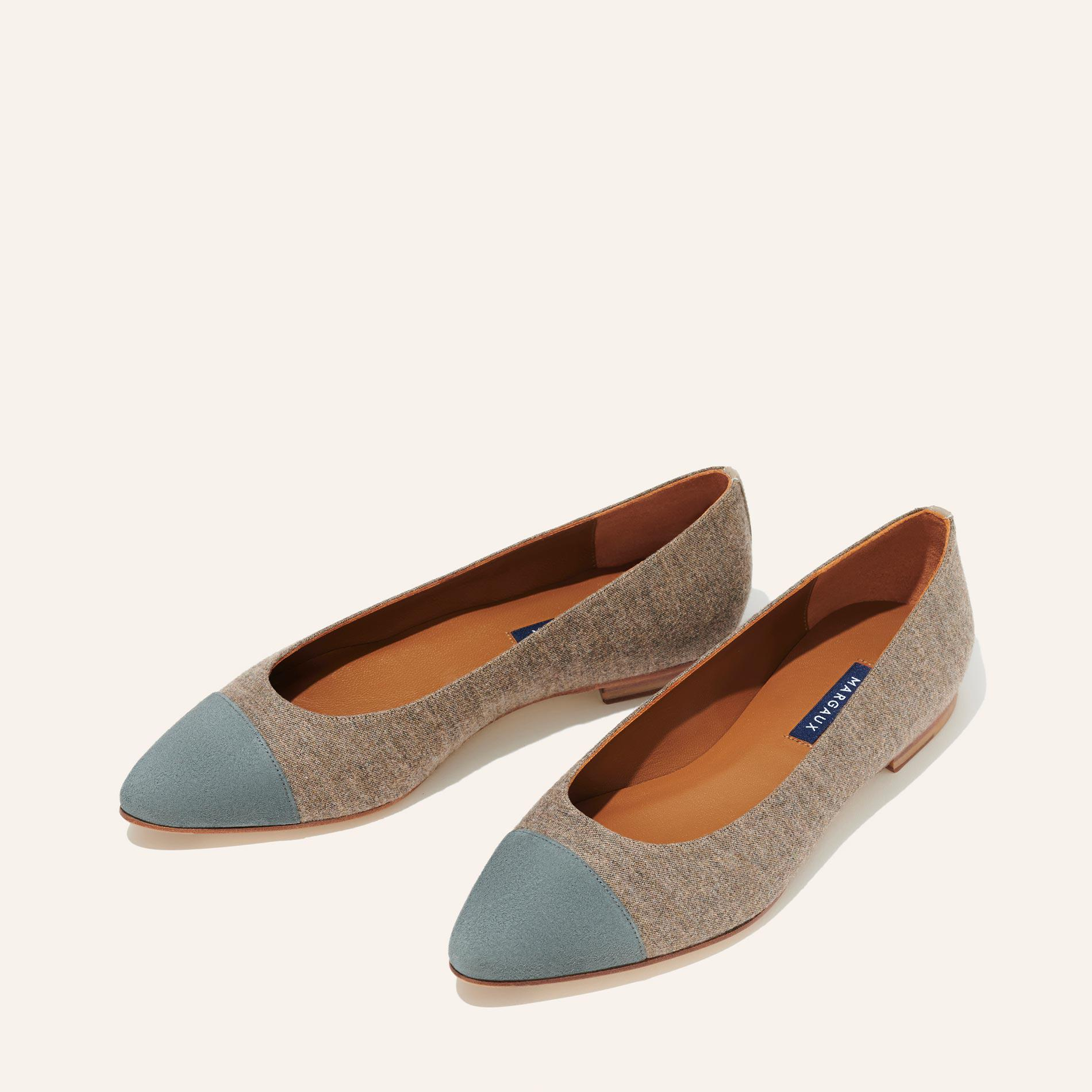 The Pointe - Taupe Captoe 4