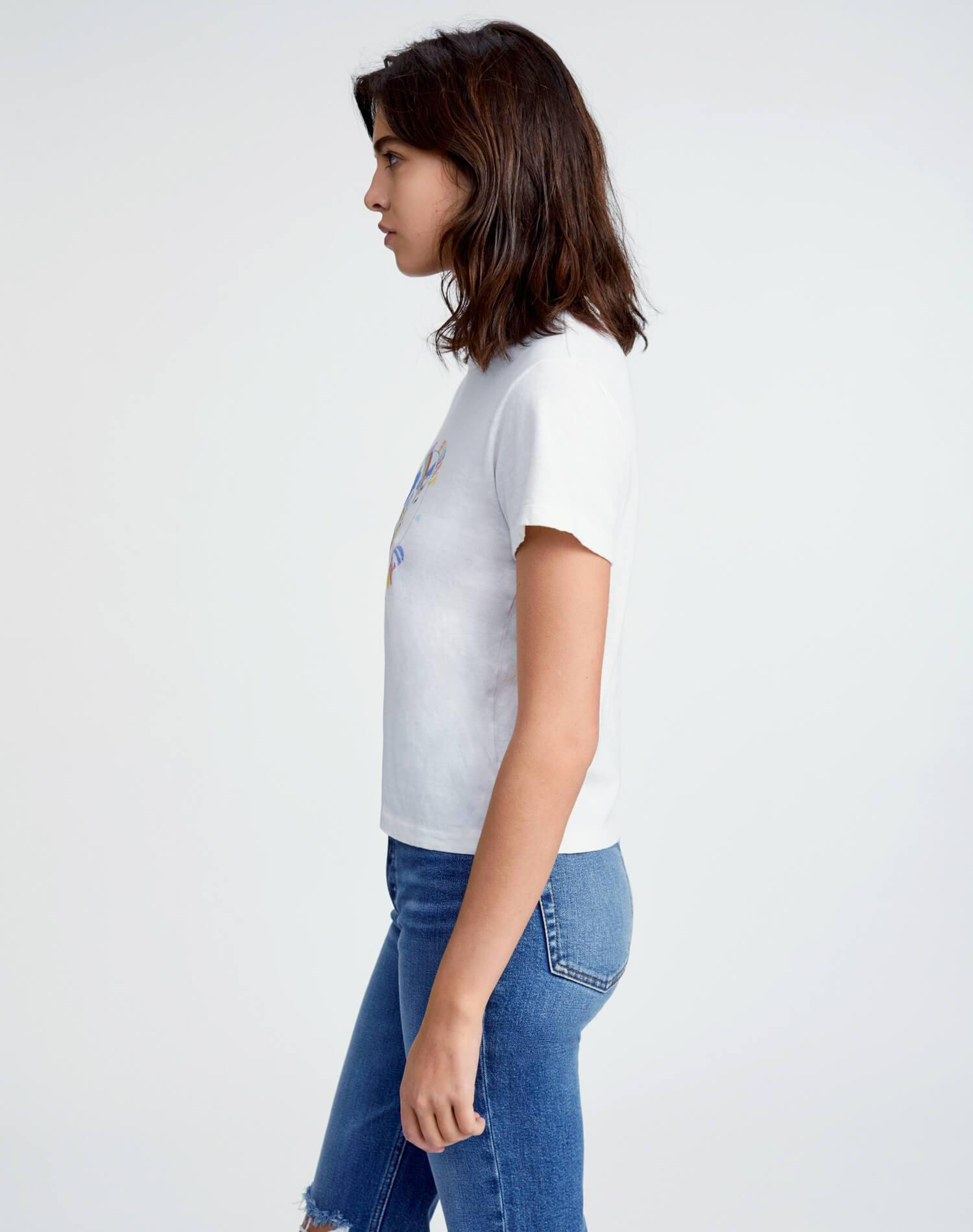 """Classic """"Busiest Woman"""" Tee - Vintage White 3"""
