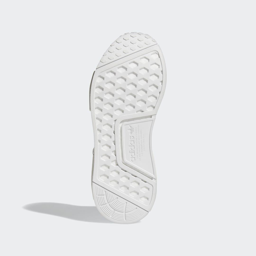 NMD_R1 Shoes White 2