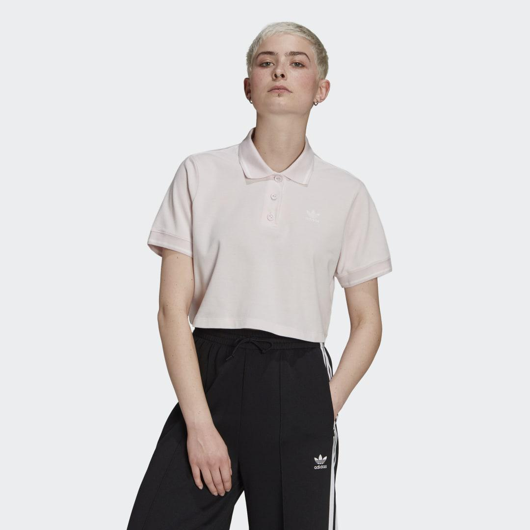 Tennis Luxe Polo Shirt Pearl Amethyst