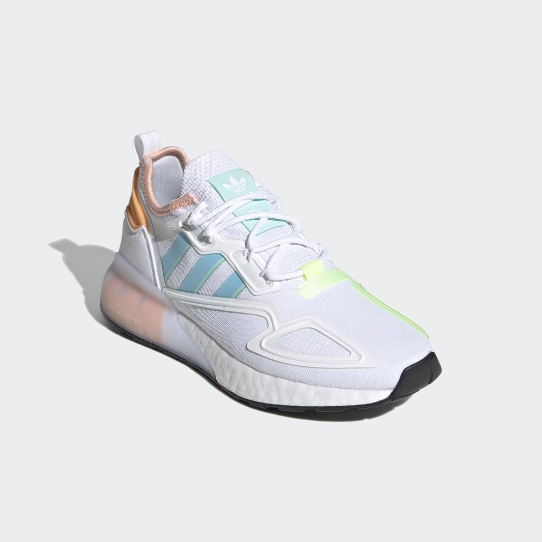 ZX 2K Boost Shoes Core White
