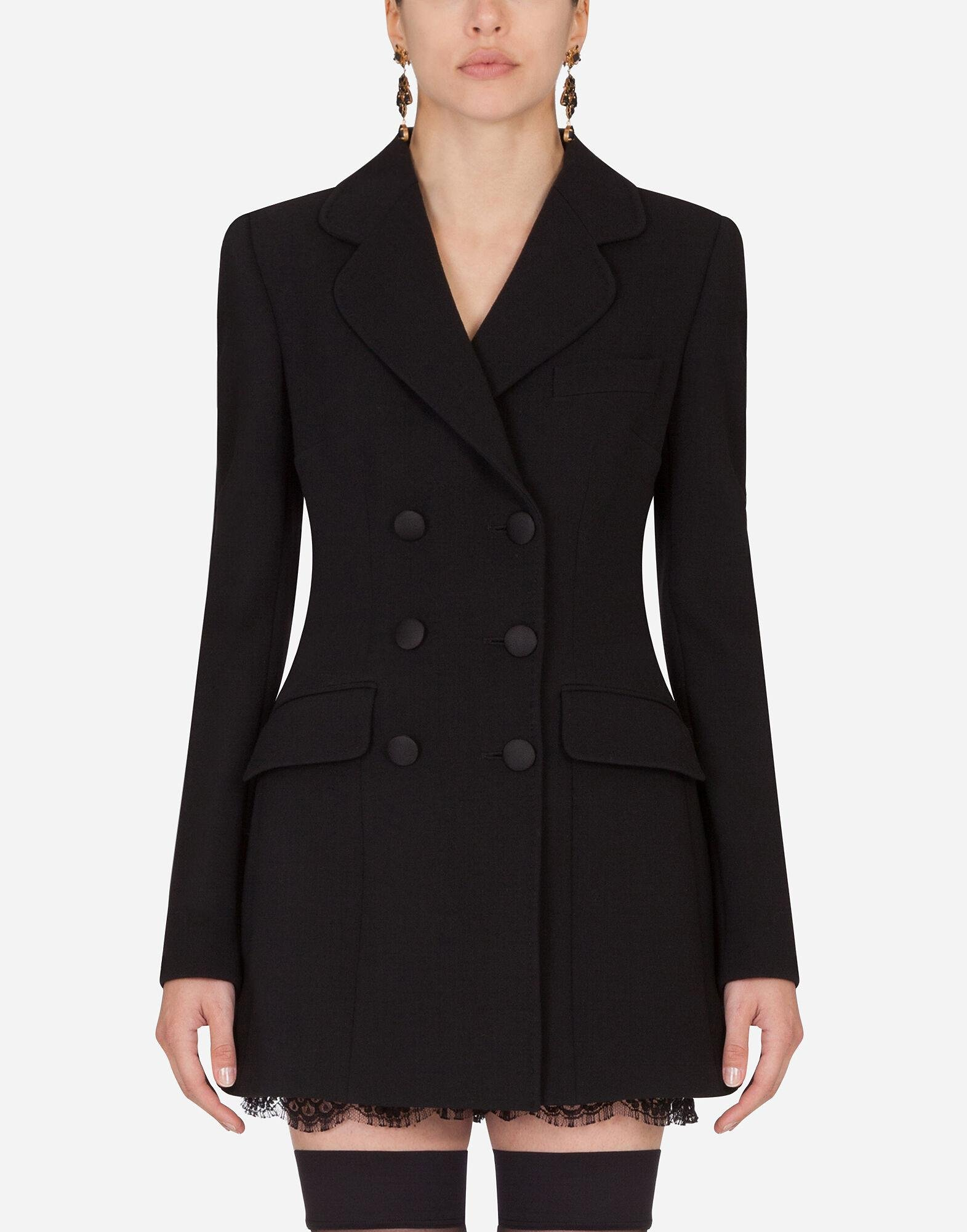 Long double-breasted Dolce jacket