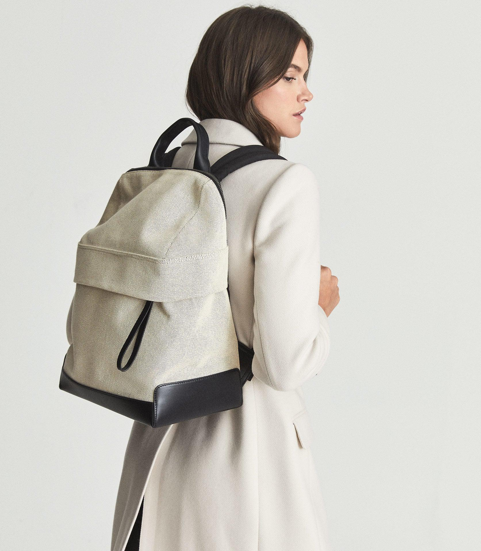 ALBION - CANVAS BACKPACK 6