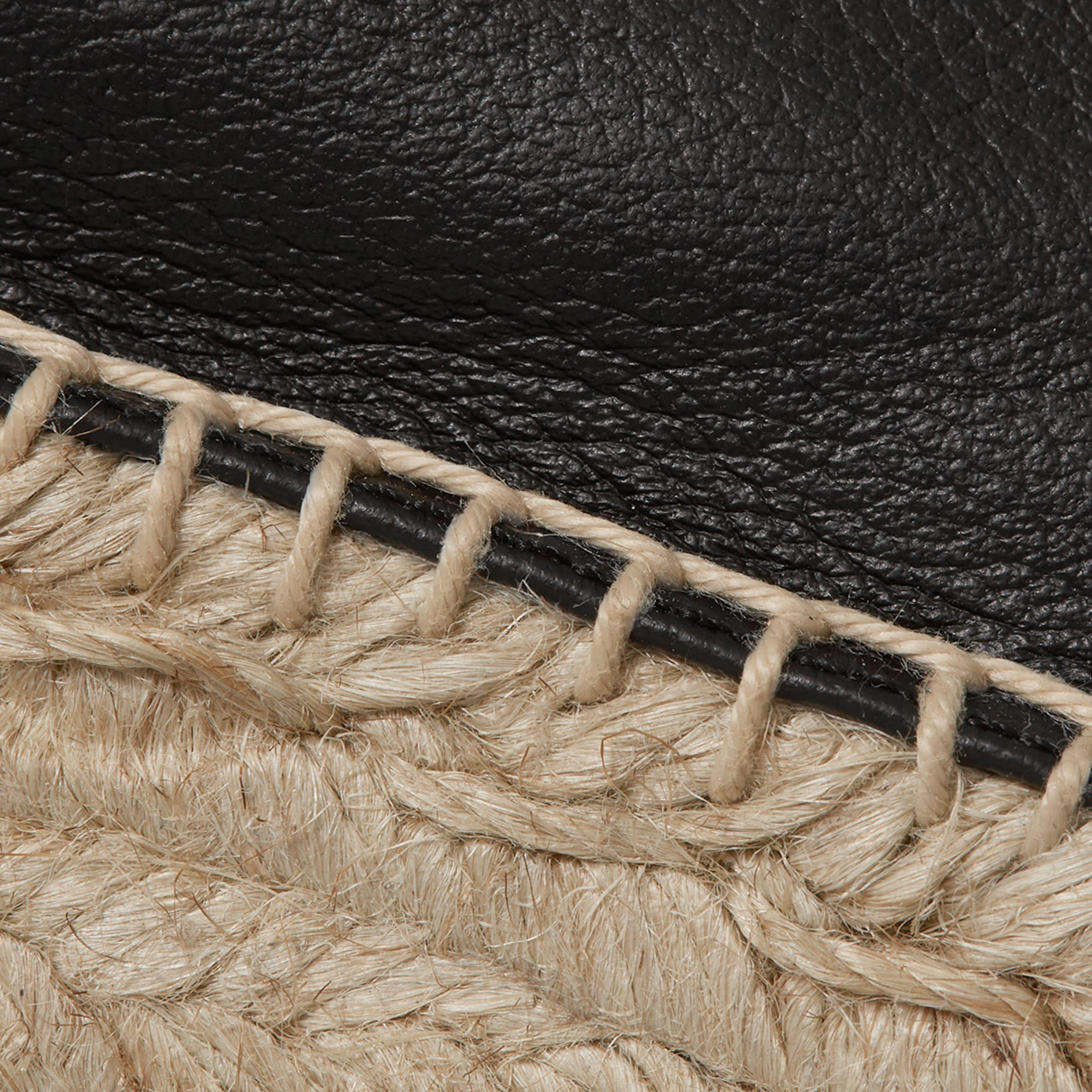 The D'orsay Espadrille 5