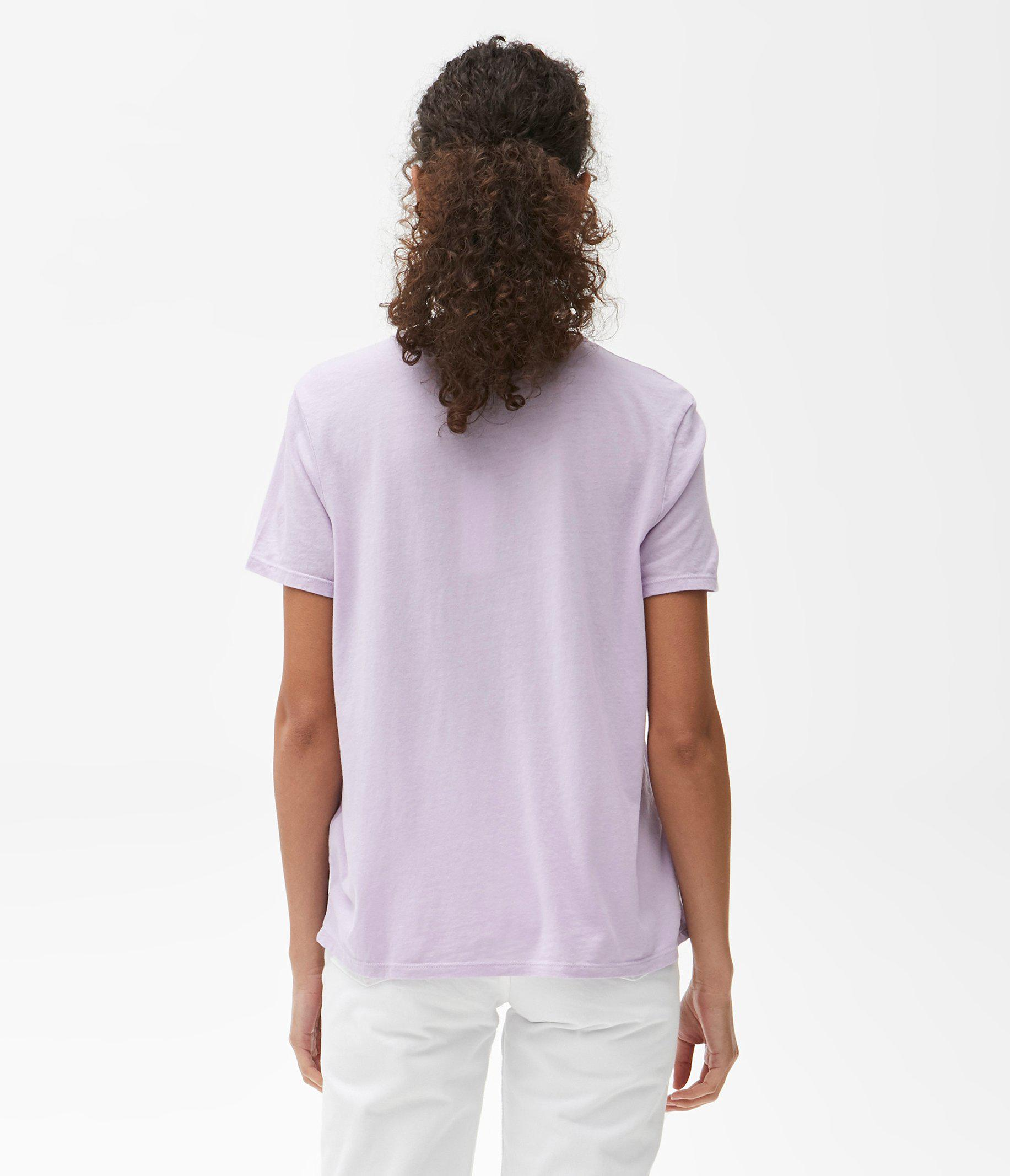 Brittany Relaxed Crew Tee 3