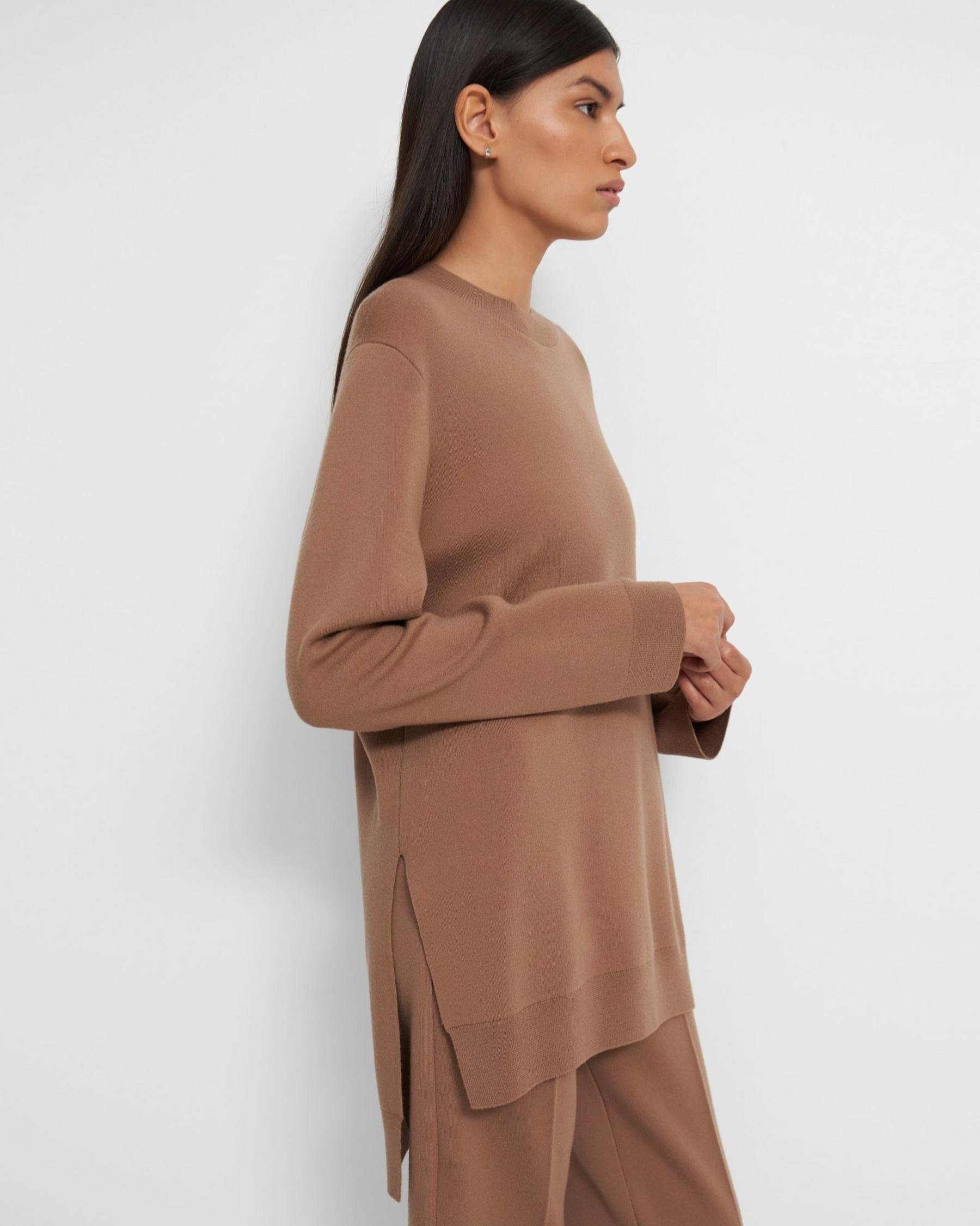 Knit Tunic in Empire Wool